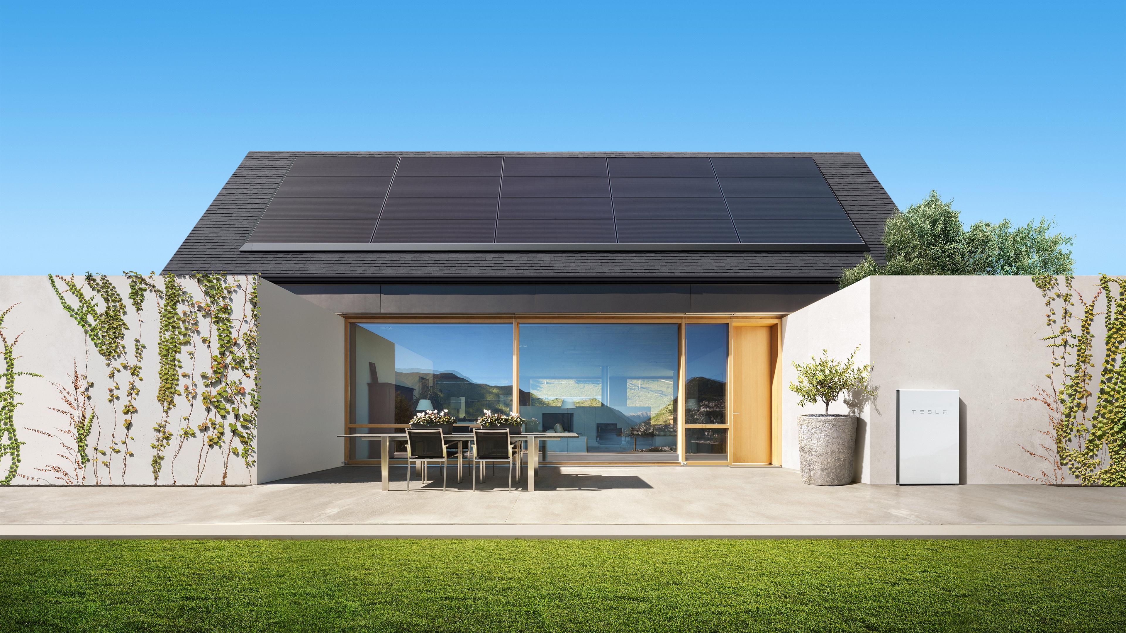 Tesla Solar Powerwall Home Depot