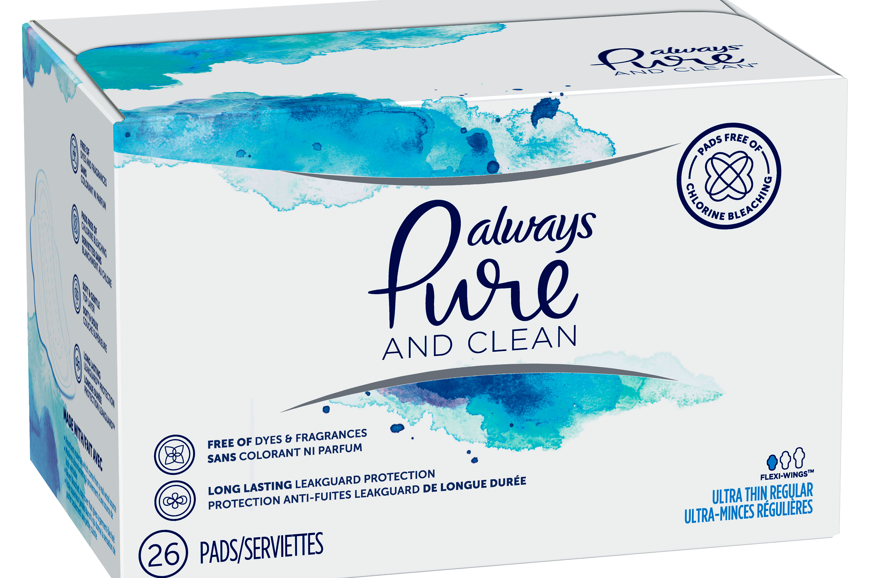Eric Ries P&G Always Pure and Clean