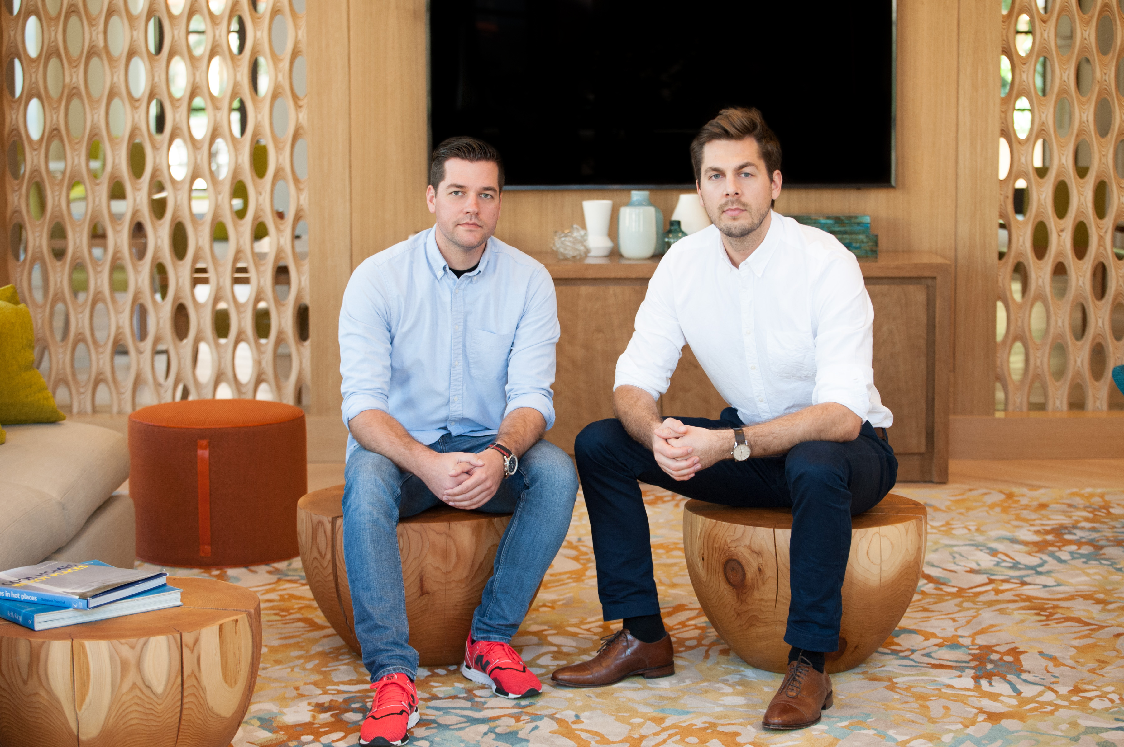 Templarbit's cofounders: Bjoern Zinssmeister (l), CEO, and Matthias Kadenbach (r), chief technology officer