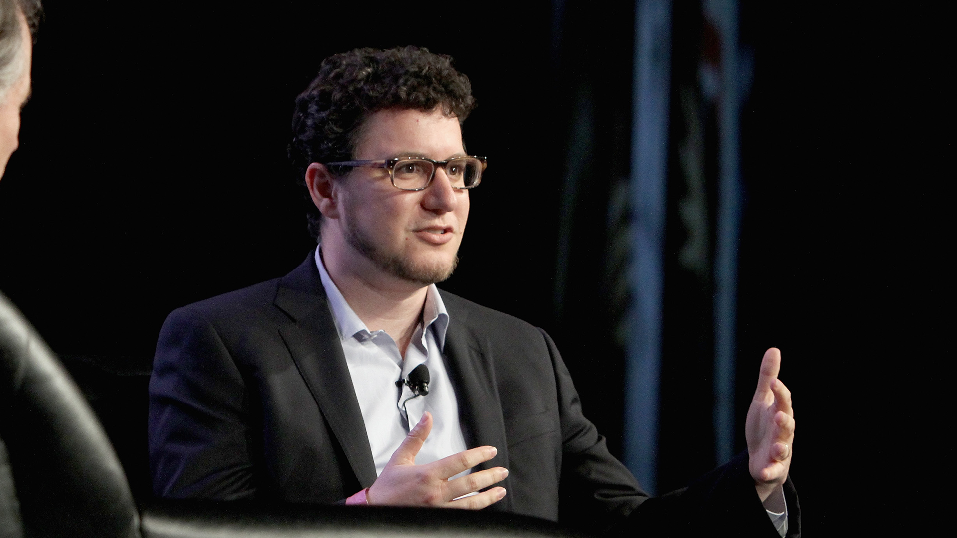 Consultant and author Eric Ries.