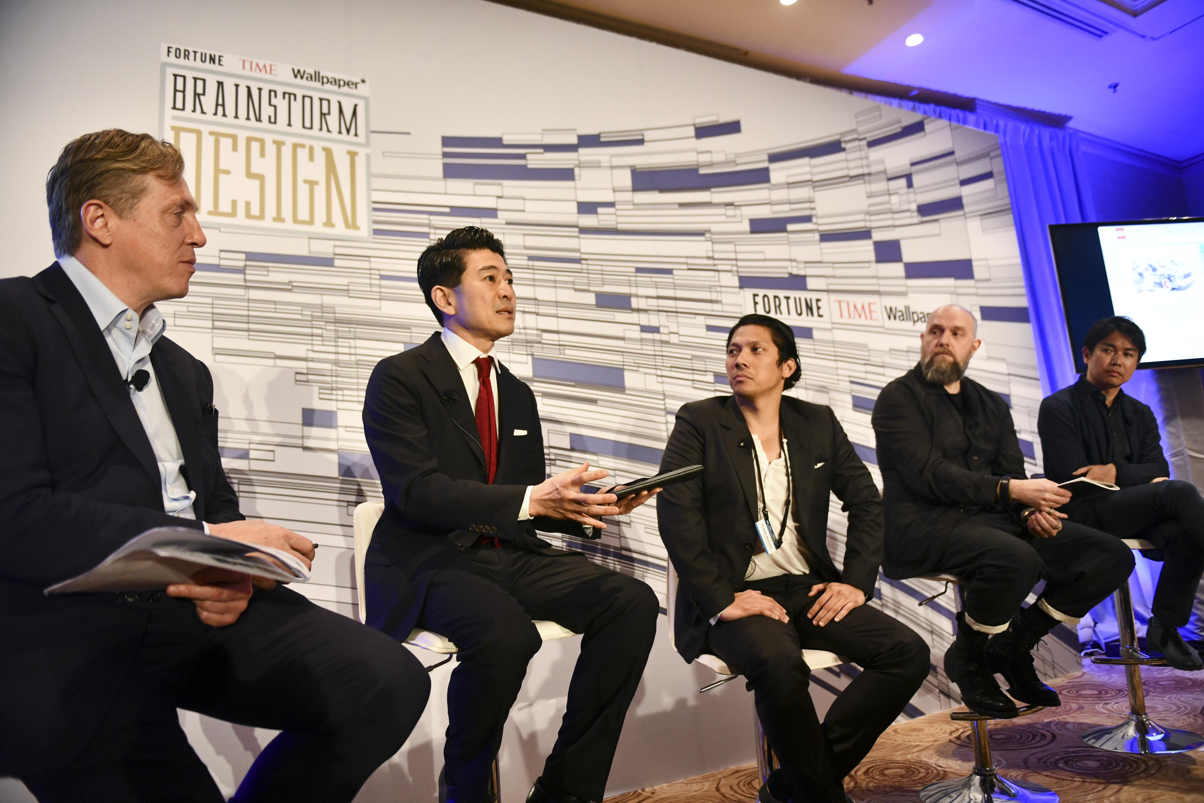 Fortune Brainstorm Design 2018