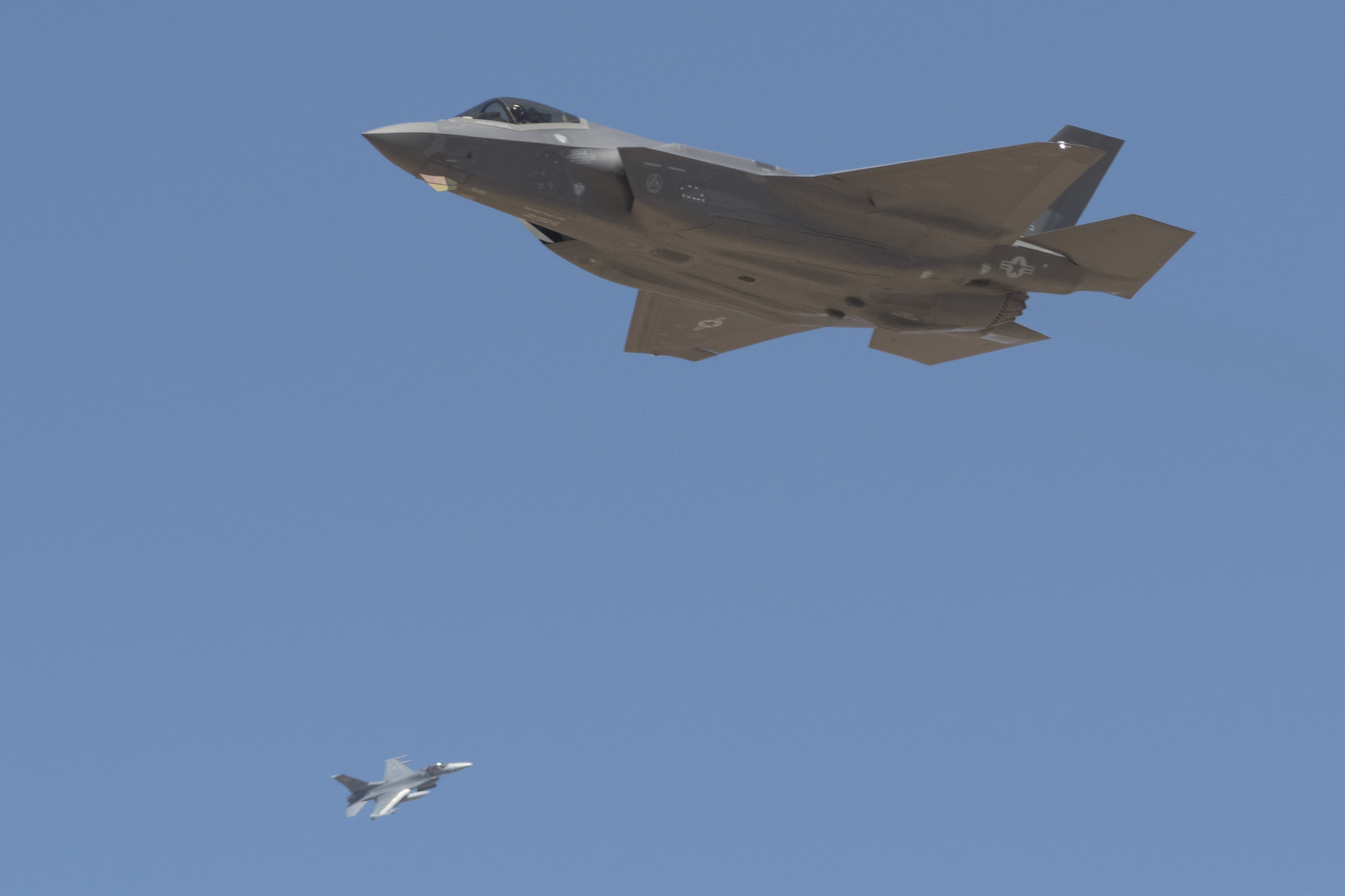 Air Force Risks Losing Third of F-35s If Upkeep Costs Aren't