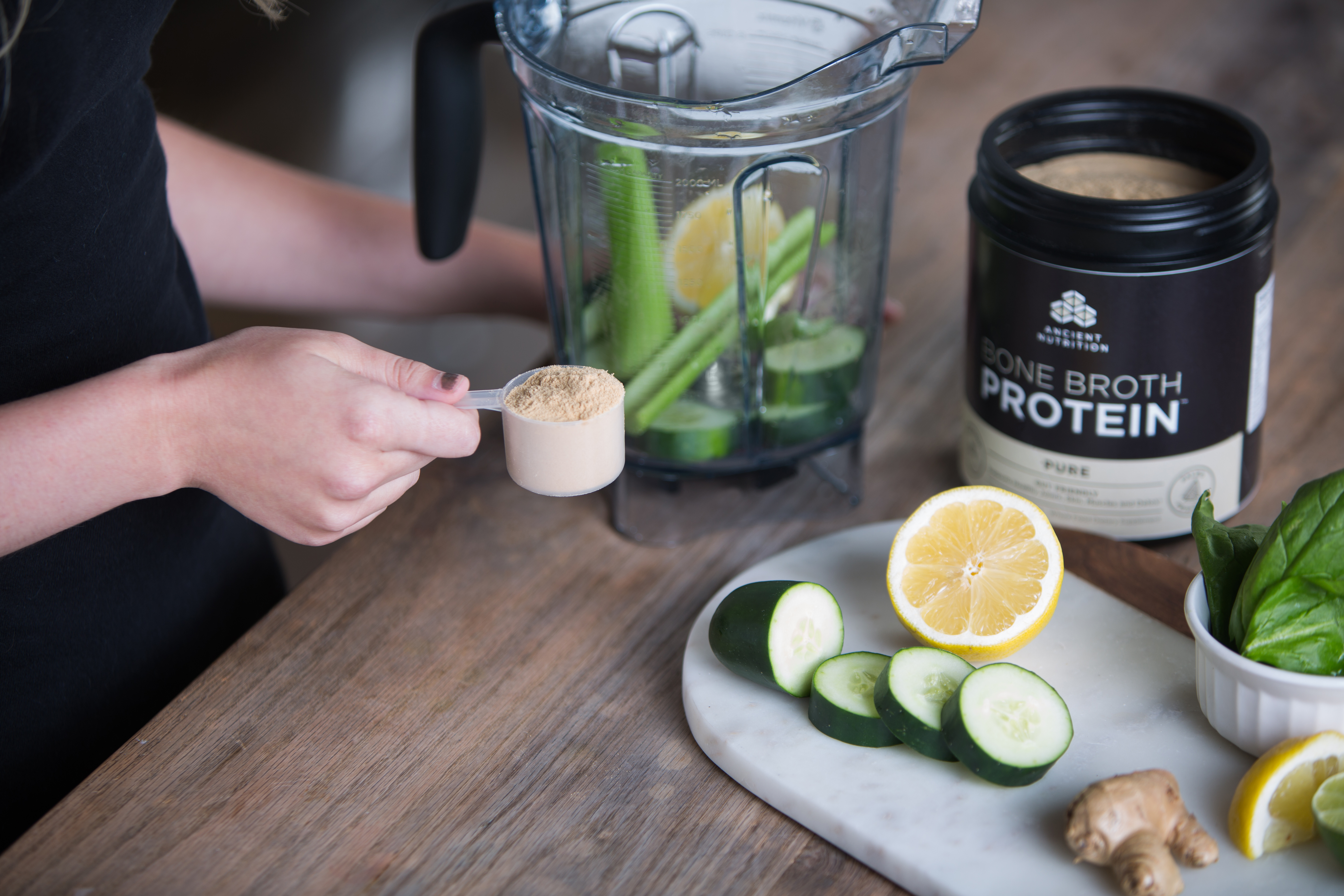 Bone broth supplement maker Ancient Nutrition has nabbed $103 million in funding.