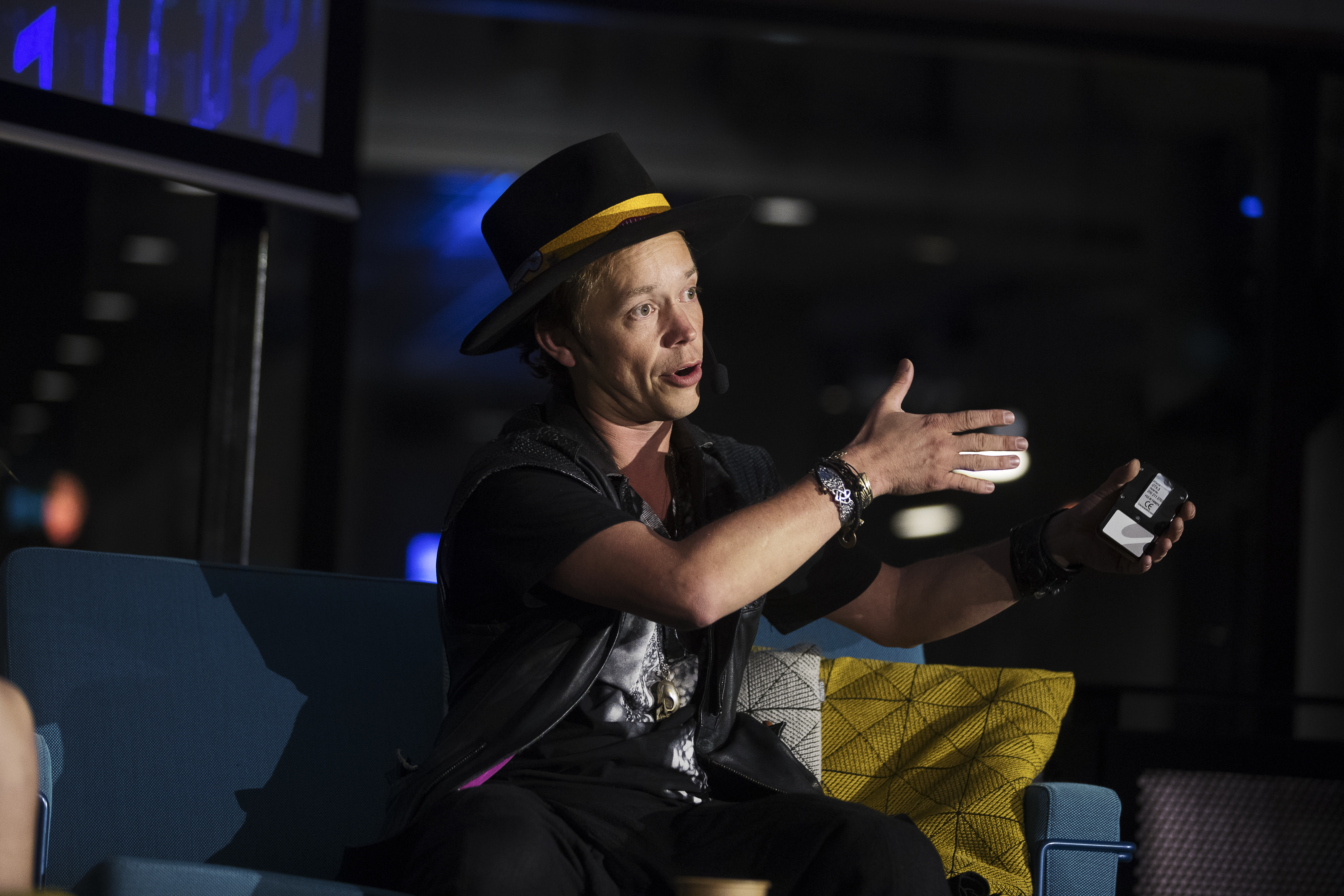 Brock pierce eos bitcoin blockchain