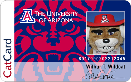 University of Arizona CatCard