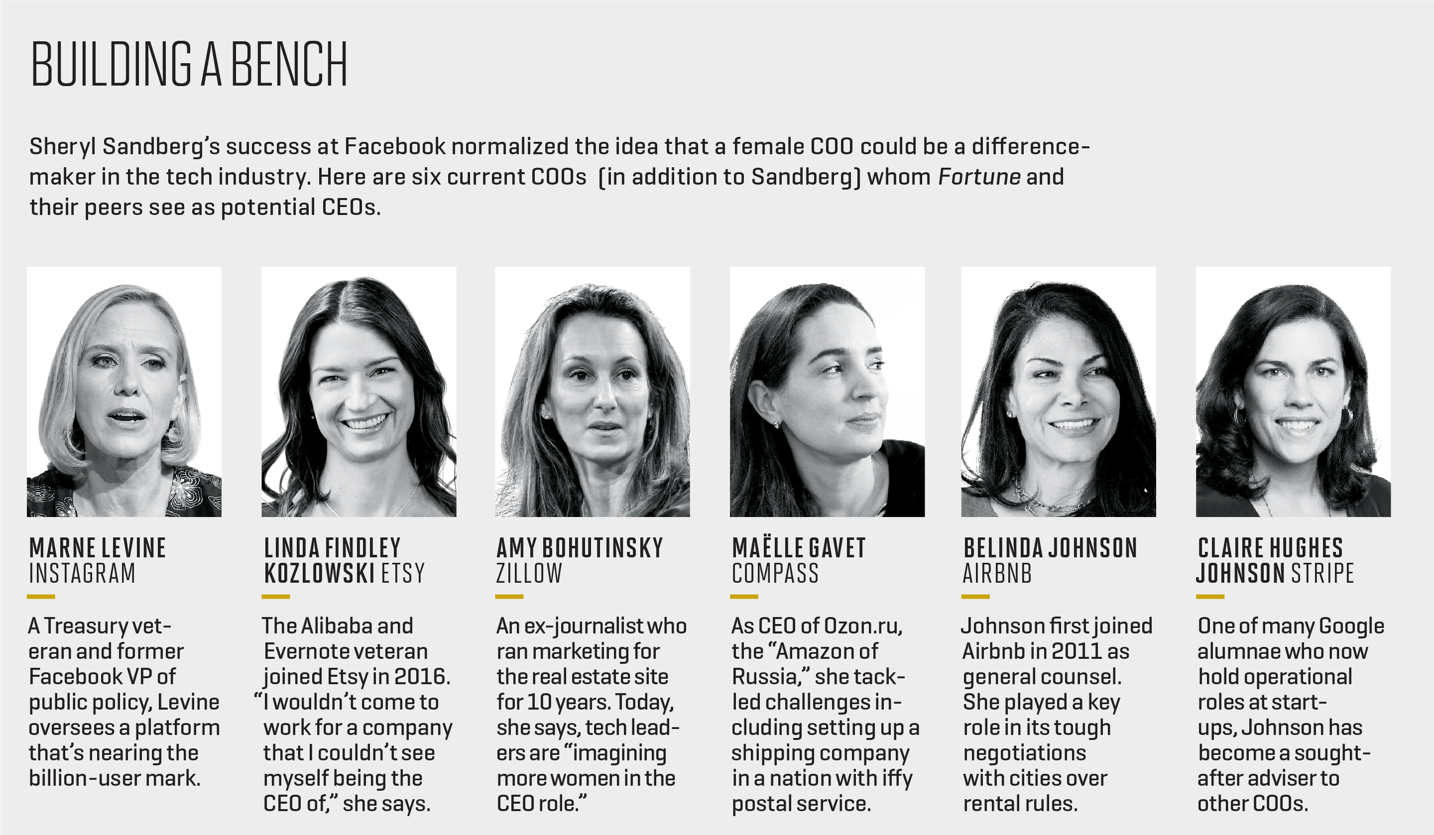 These Women Could Be the Tech Industry's Next Great CEOs—or