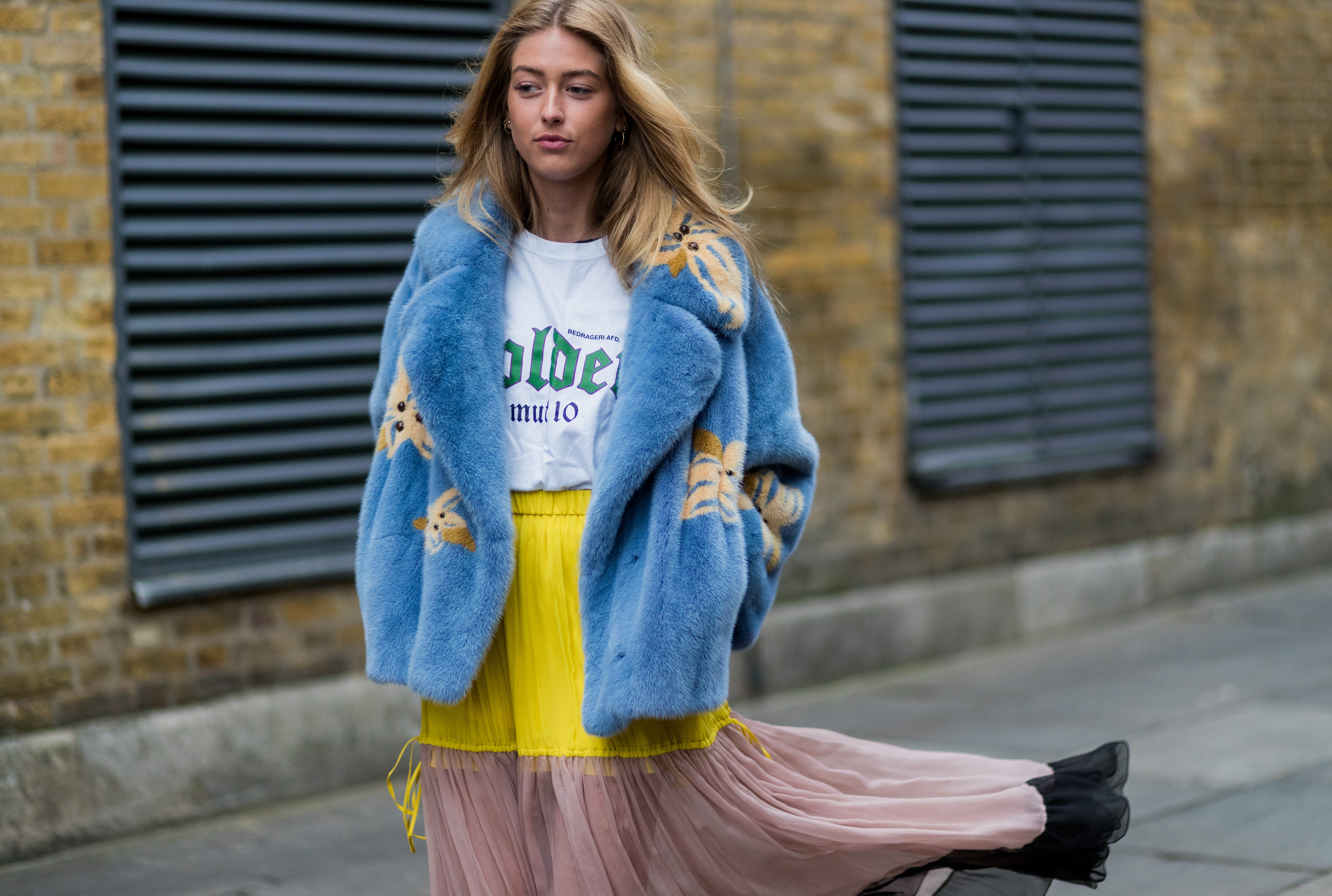 Street Style: Day 3 - LFW February 2017