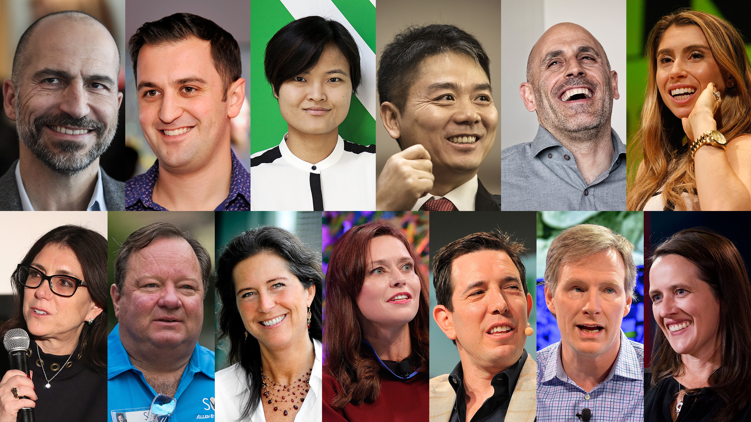Fortune Brainstorm Tech 2018 speakers