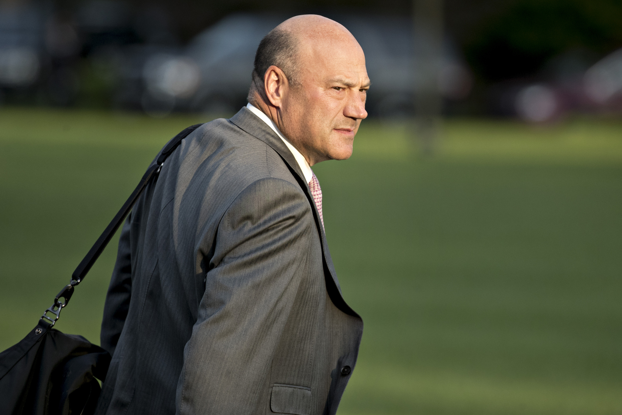 What Market Players Are Saying on Departure of `Grown Up' Cohn