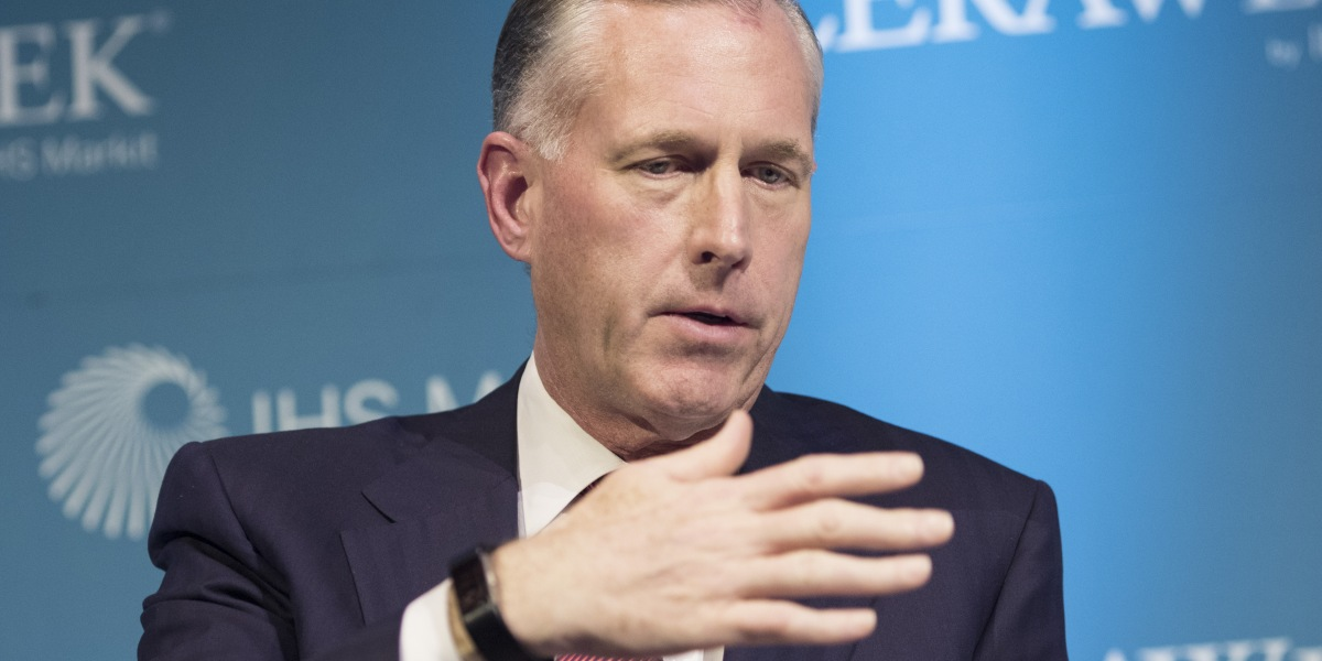 Dow's New CEO James Fitterling Among Few Gay Fortune 500 CEOs | Fortune