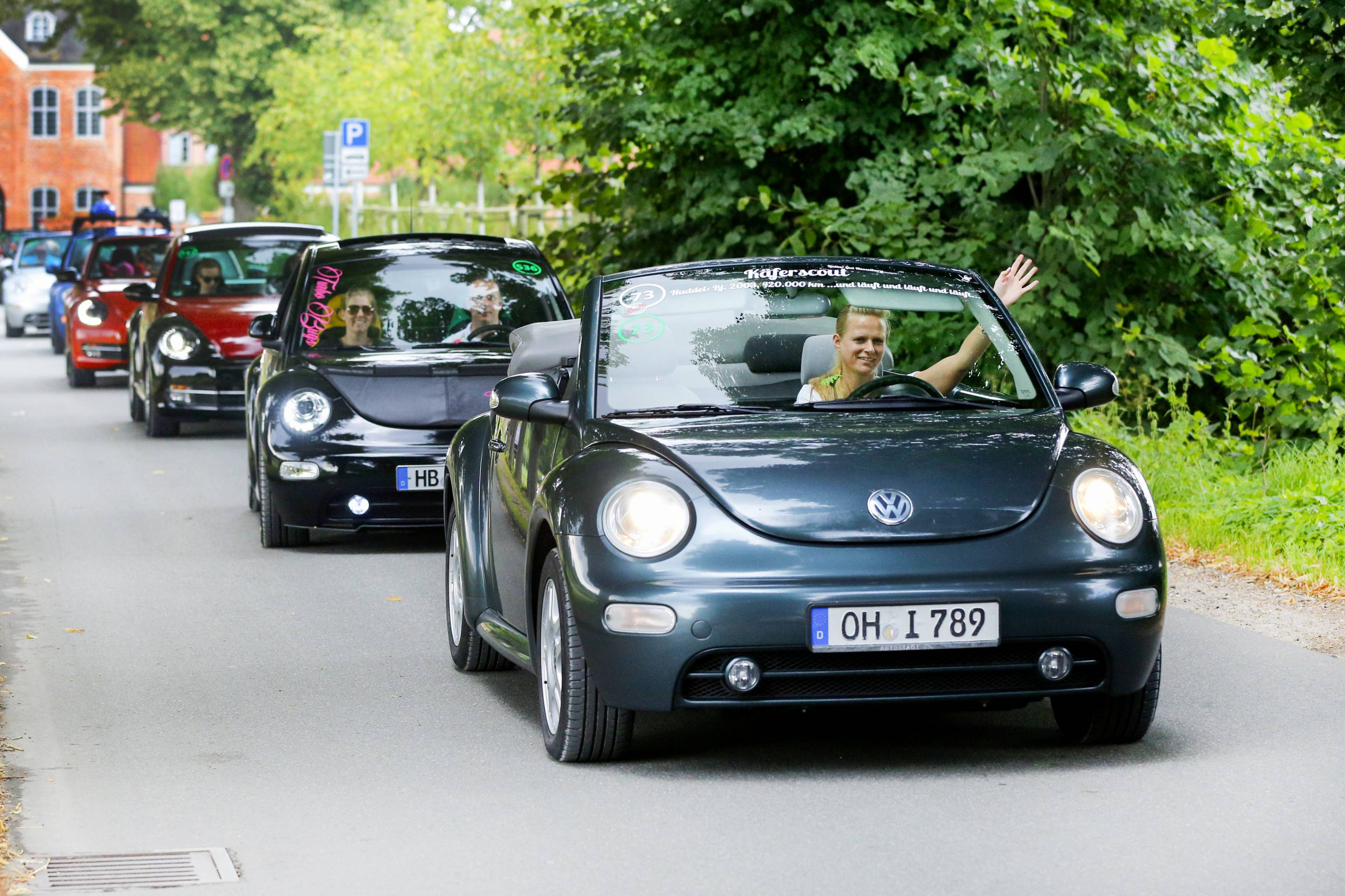12th Beetle Sunshine Tour To Travemuende