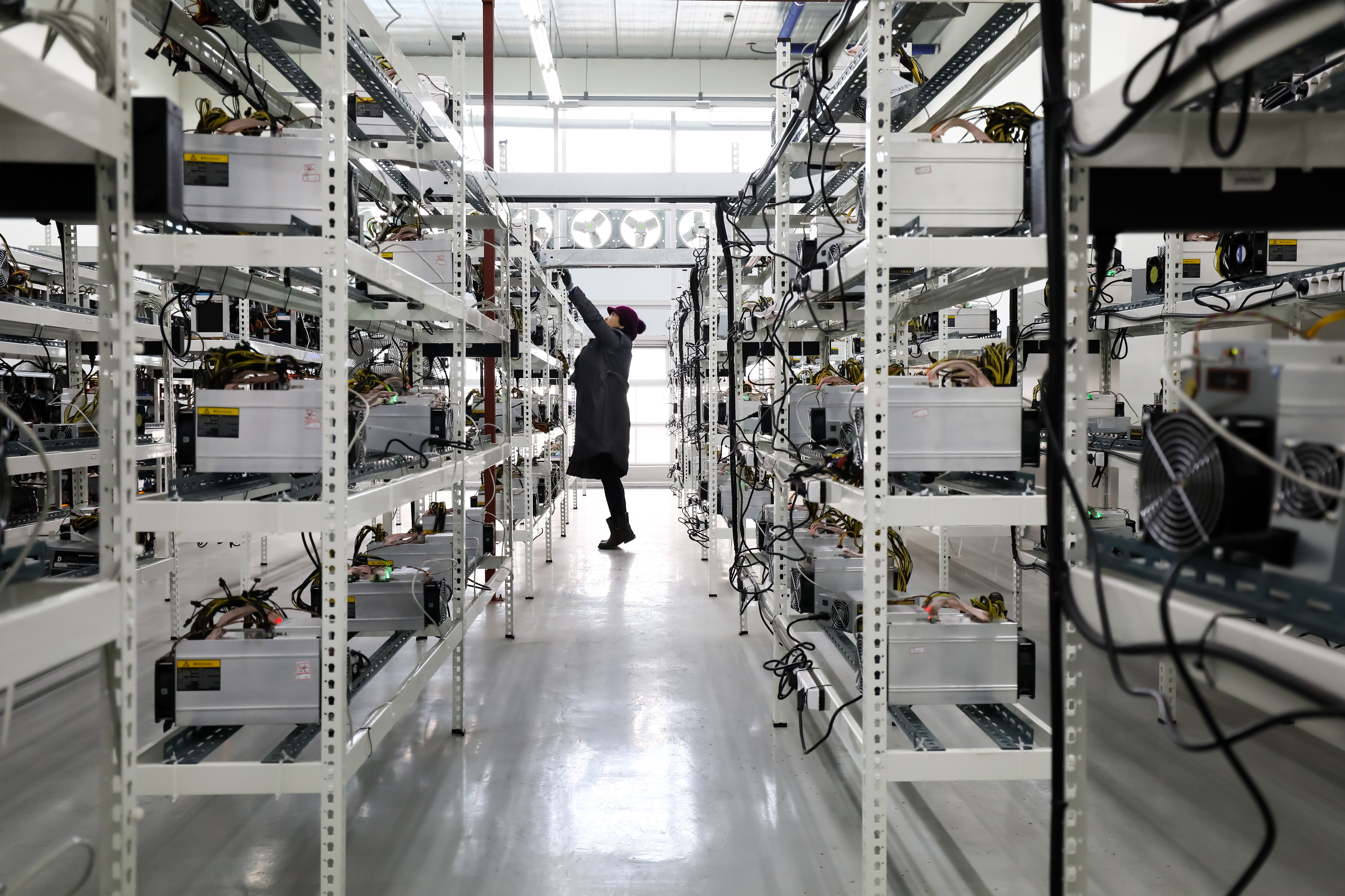 beginner level cryptocurrency mining 2021