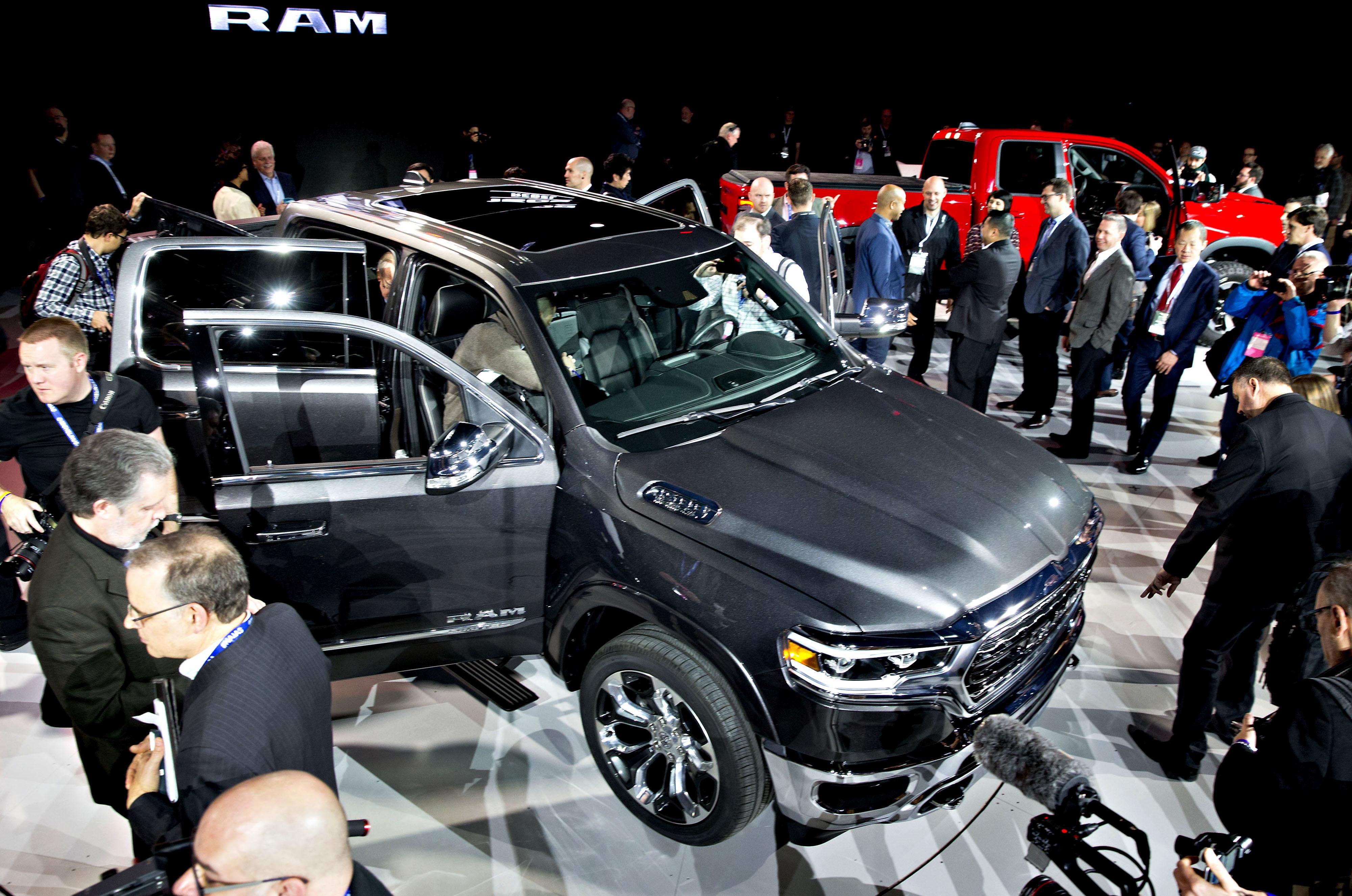 FCA-RAM-Pickup-Truck