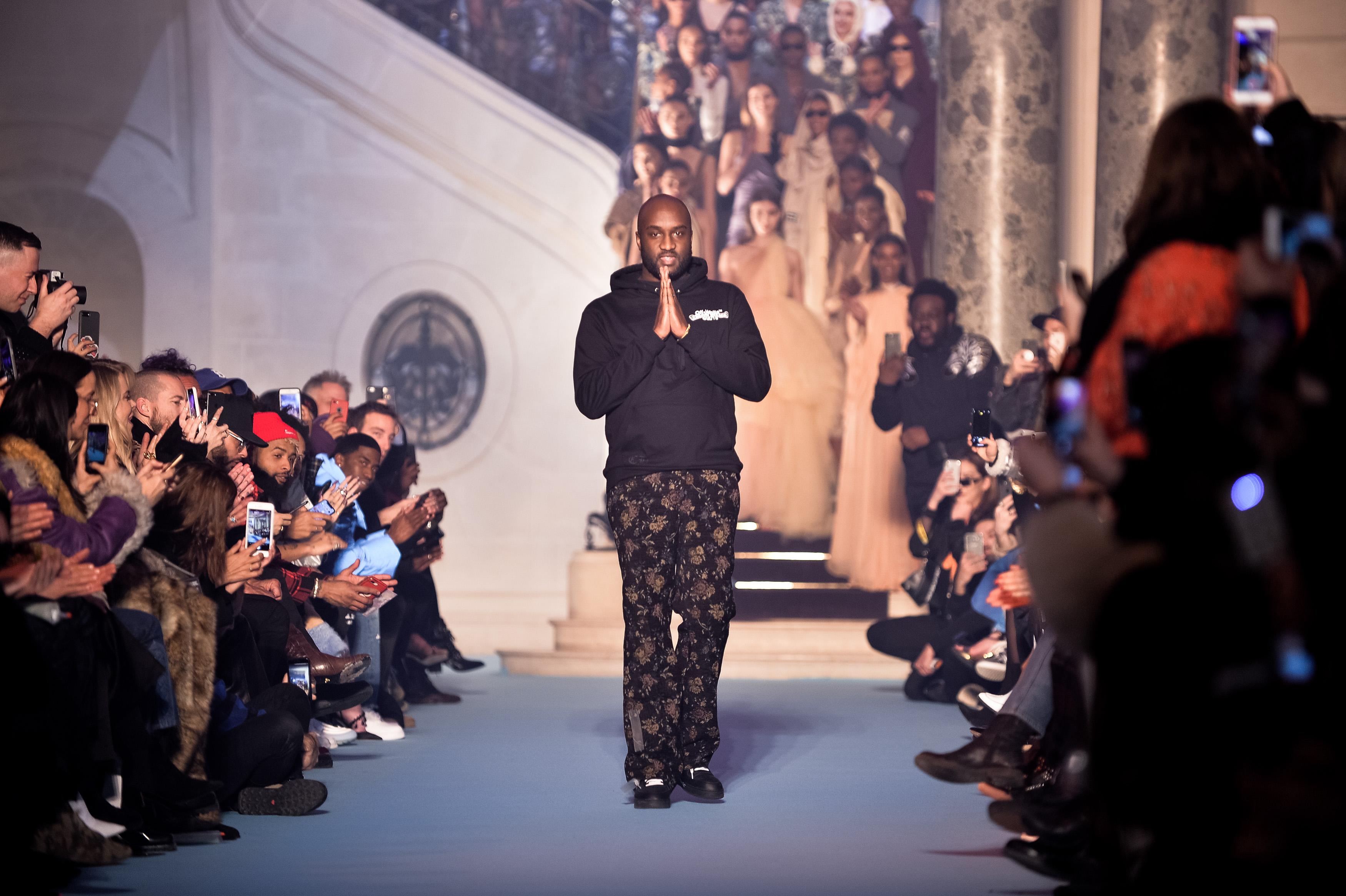 Off-White : Runway - Paris Fashion Week Womenswear Fall/Winter 2018/2019