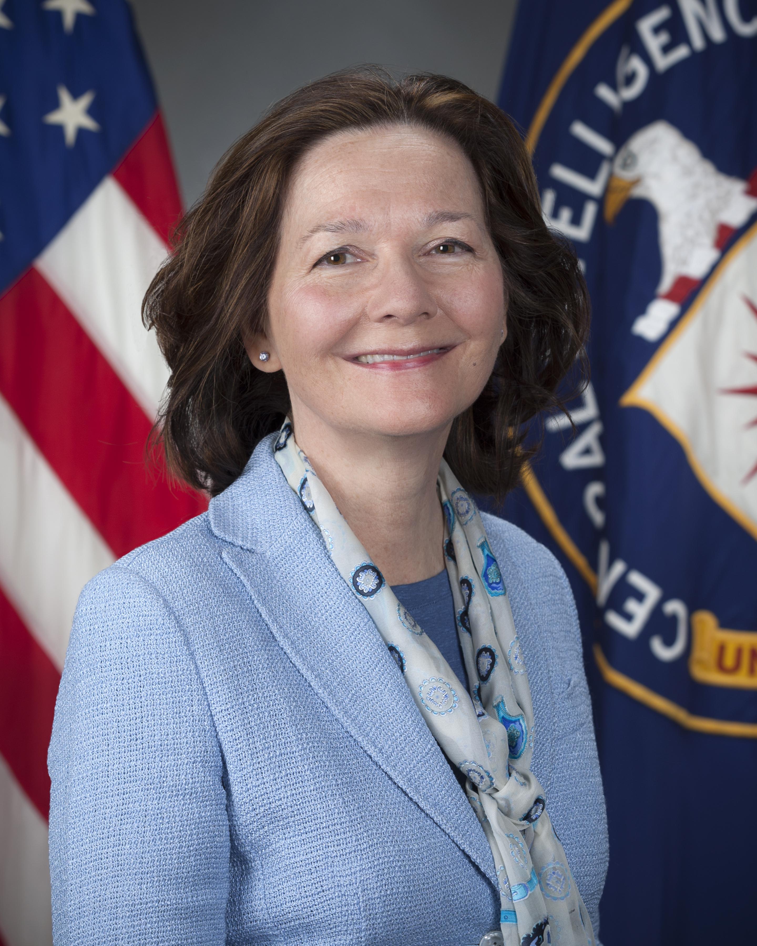 Gina Haspel, CIA