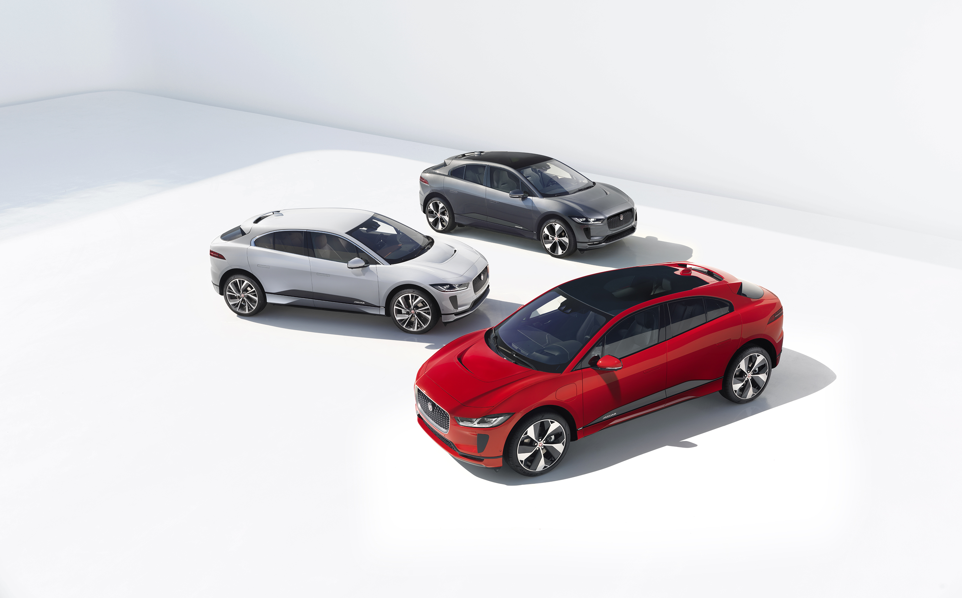 Jaguar I-PACE All Electric