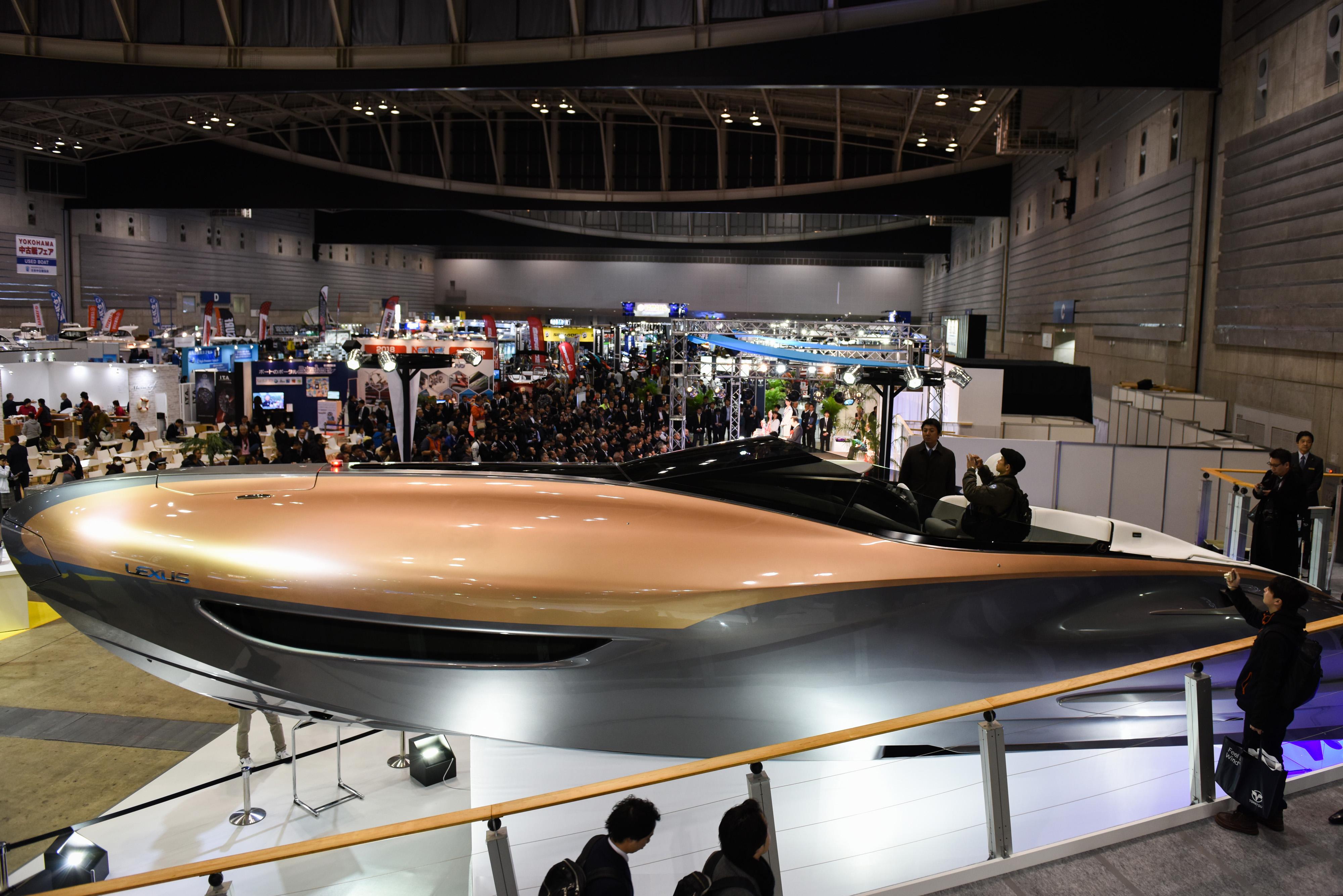 Inside The Japan International Boat Show