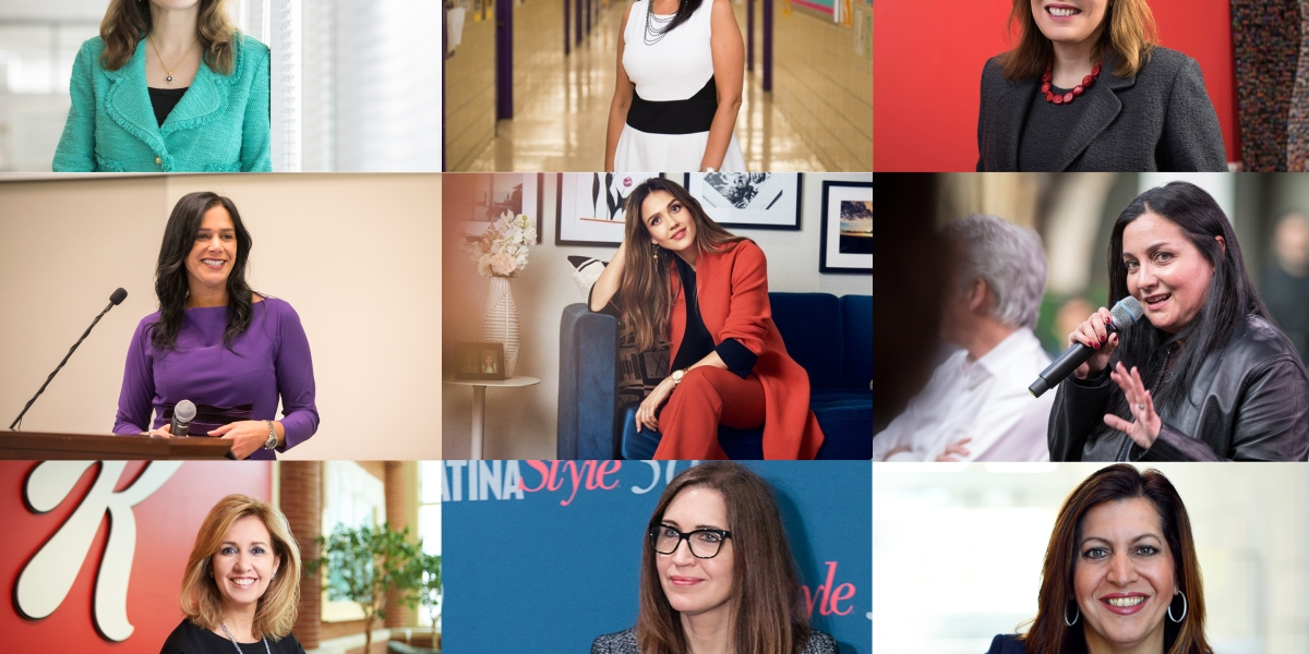 The 50 Most Powerful Latinas in Business of 2018: Best