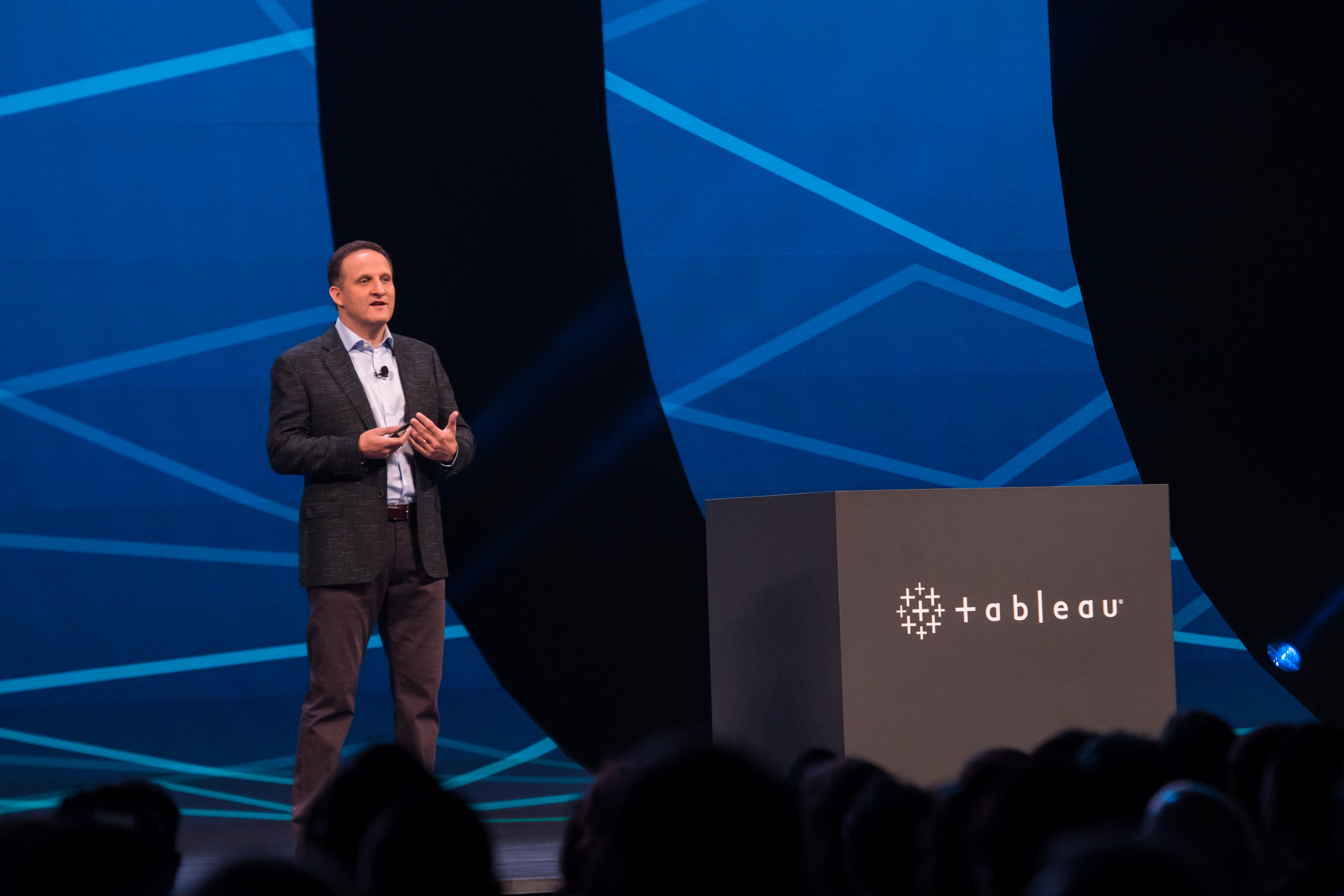 Healthcare: How Software Maker Tableau Tames Data for
