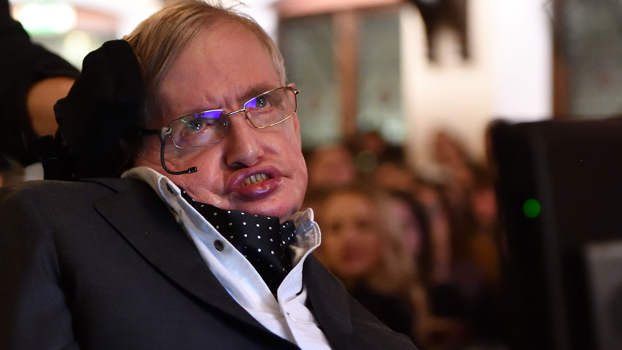 Renowned physicist Stephen Hawking died Wednesday.