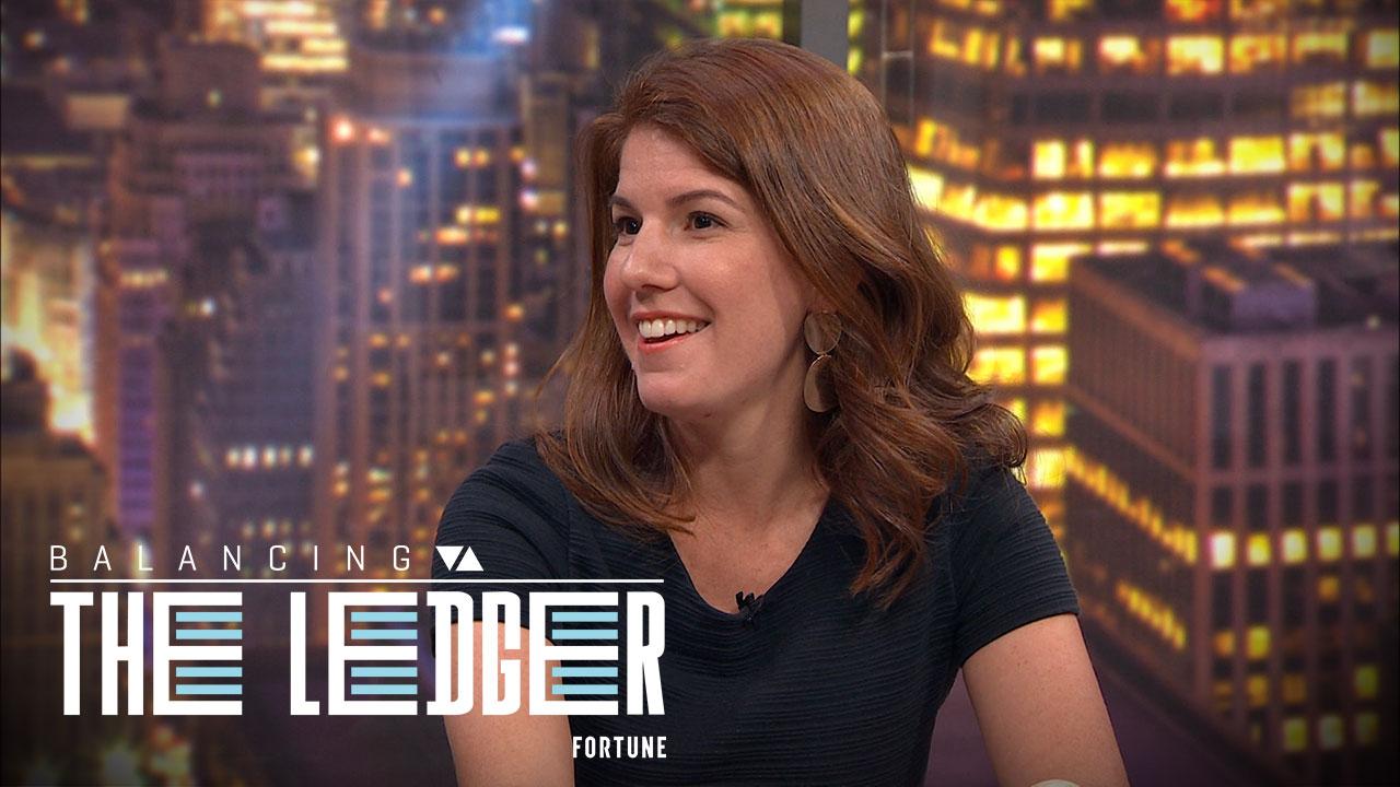 Elizabeth Rosiello, CEO and founder of BitPesa
