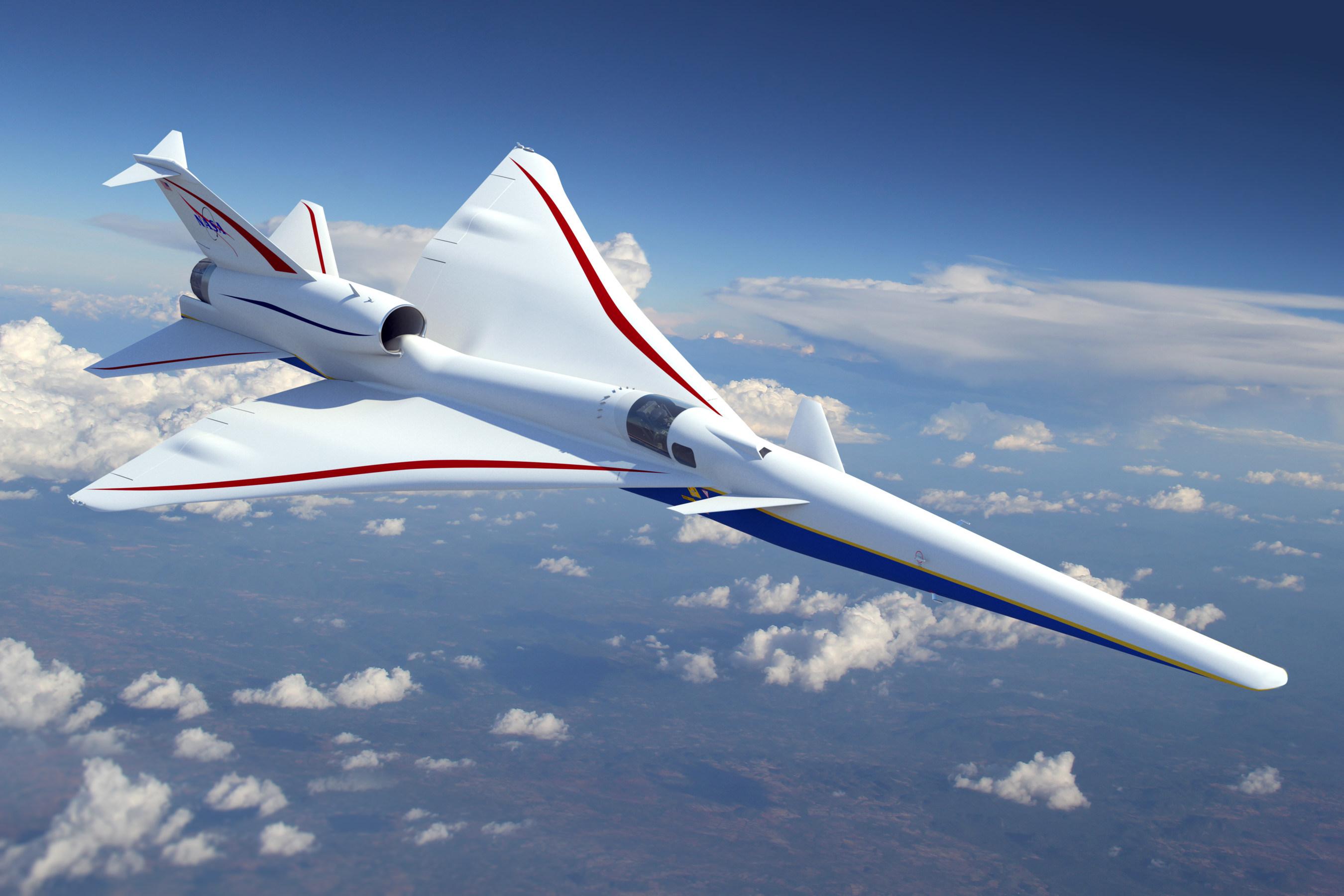 Lockheed Martin Skunk Works X-Plane