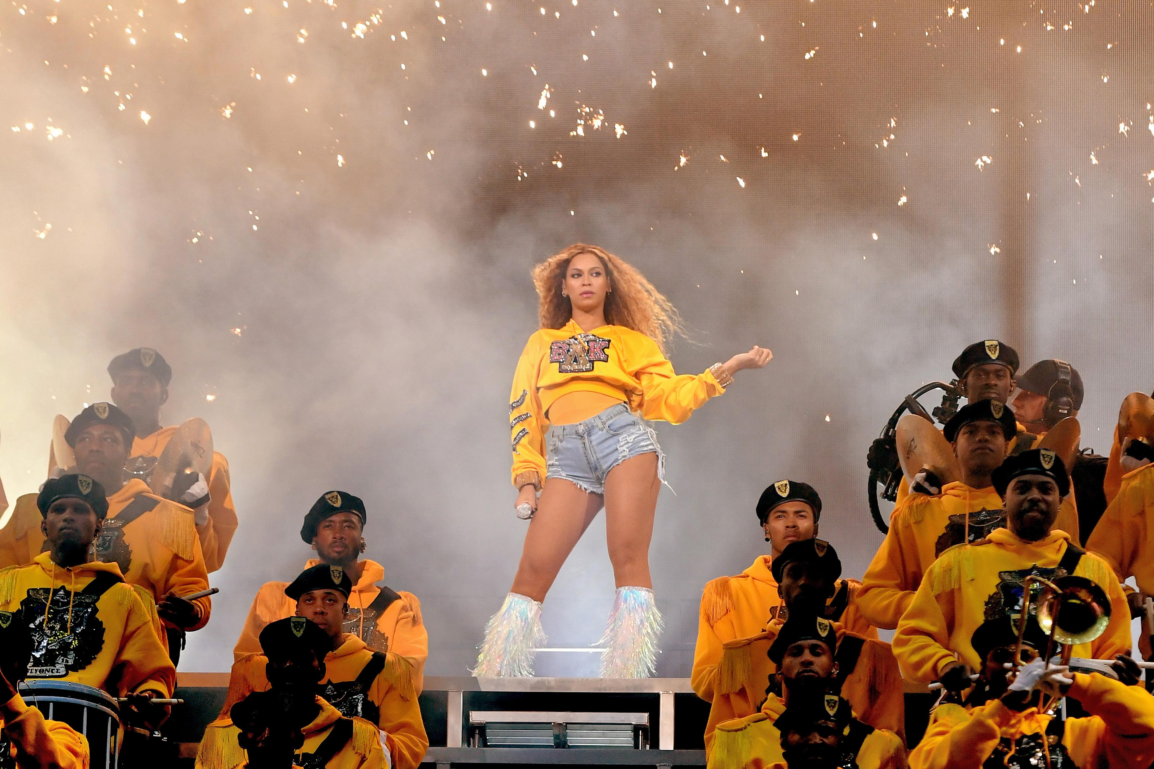 2018 Coachella Beyonce