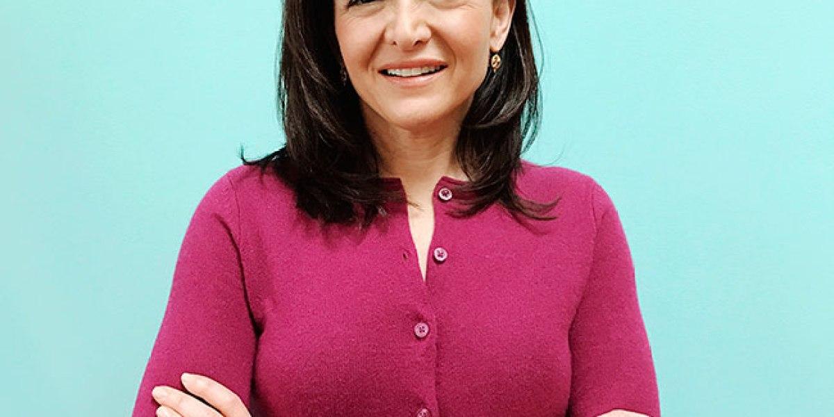 Sheryl Sandberg of Facebook on Paid Leave, Cambridge