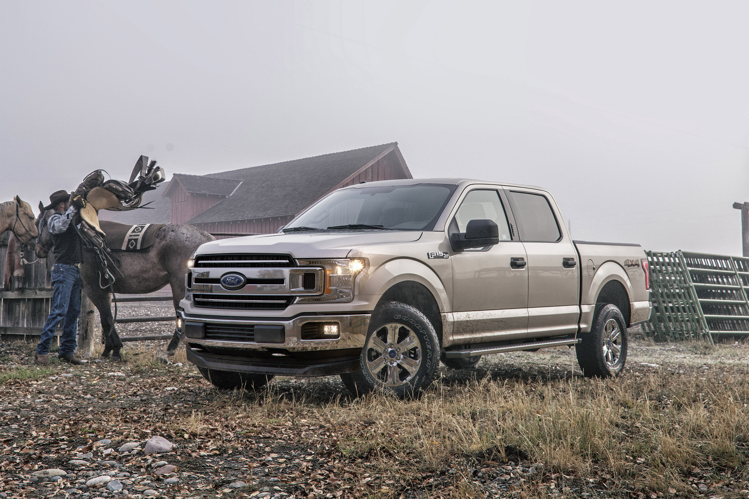 Ford Recalls F 150 Pickup Trucks Over Dangerous Rollaway
