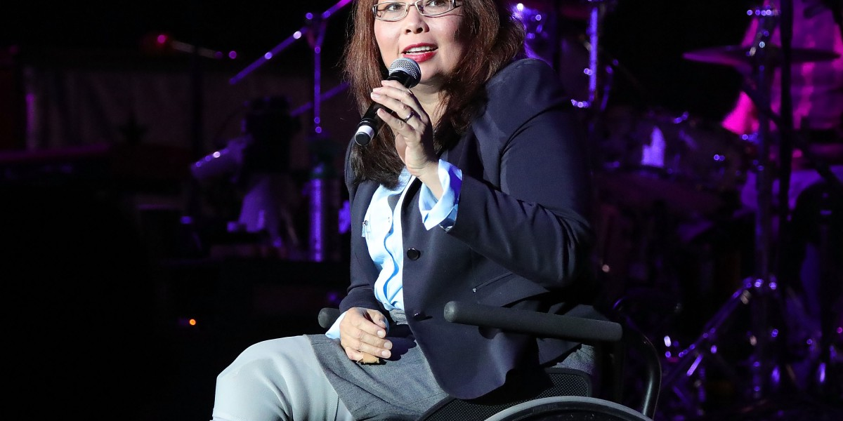 Sen. Tammy Duckworth on watching rioters wave the American flag while attacking the Capitol