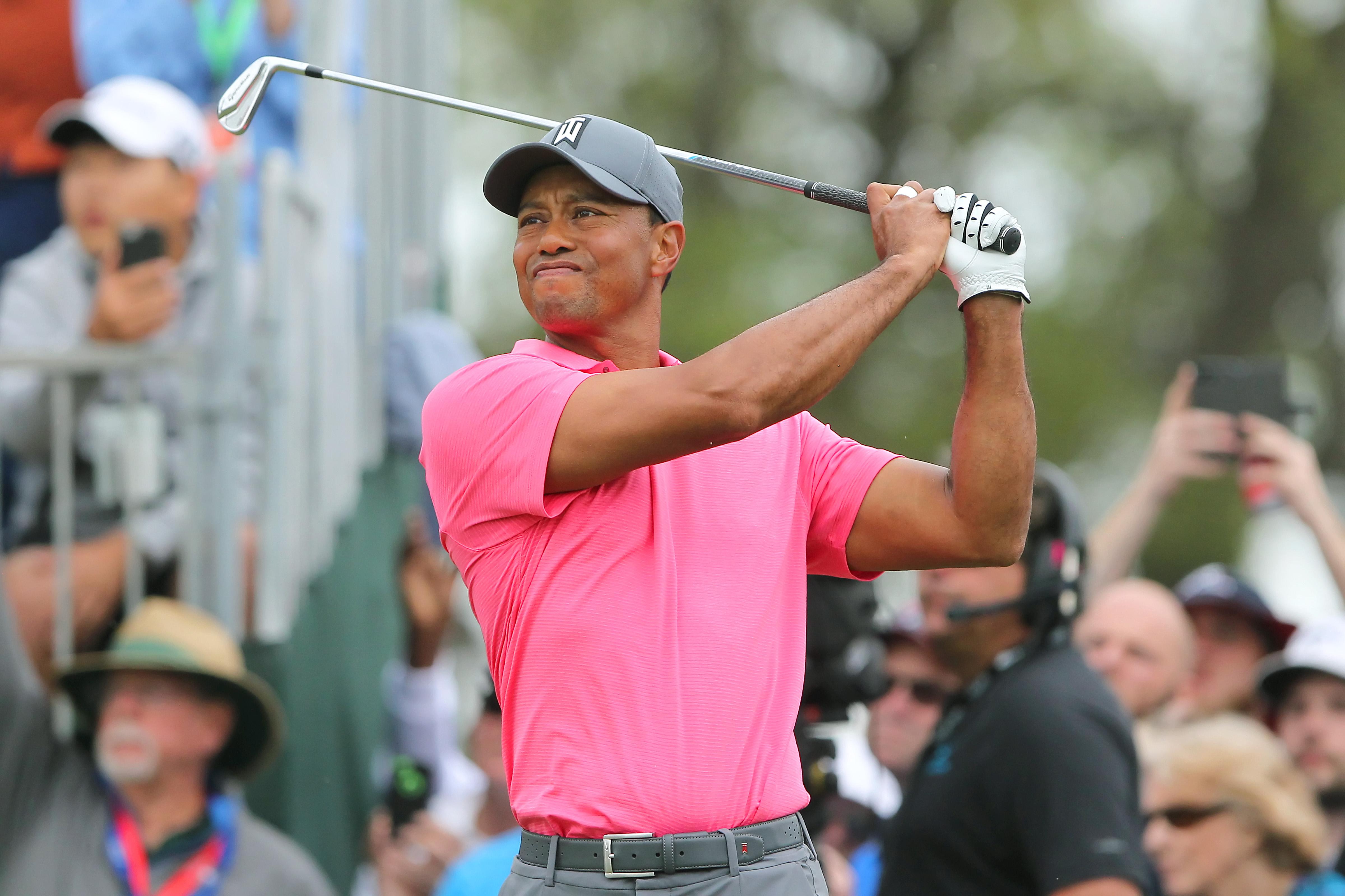GOLF: MAR 10 PGA - Valspar Championship