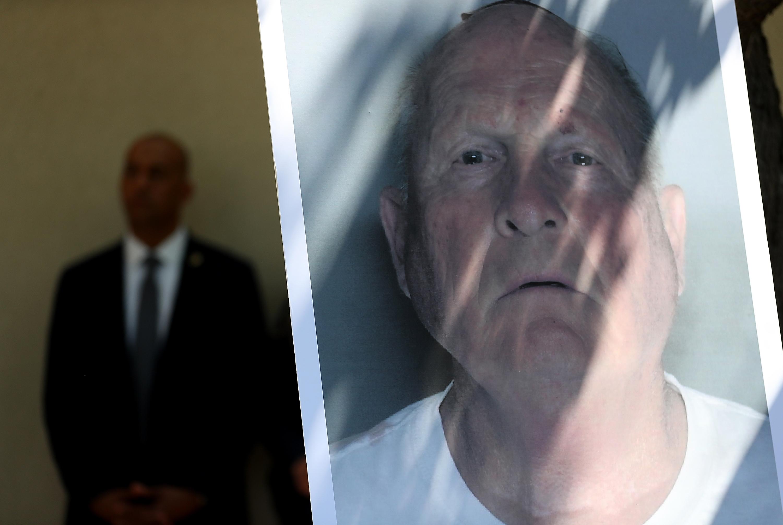 Joseph DeAngelo is the suspect in the Golden State killer case