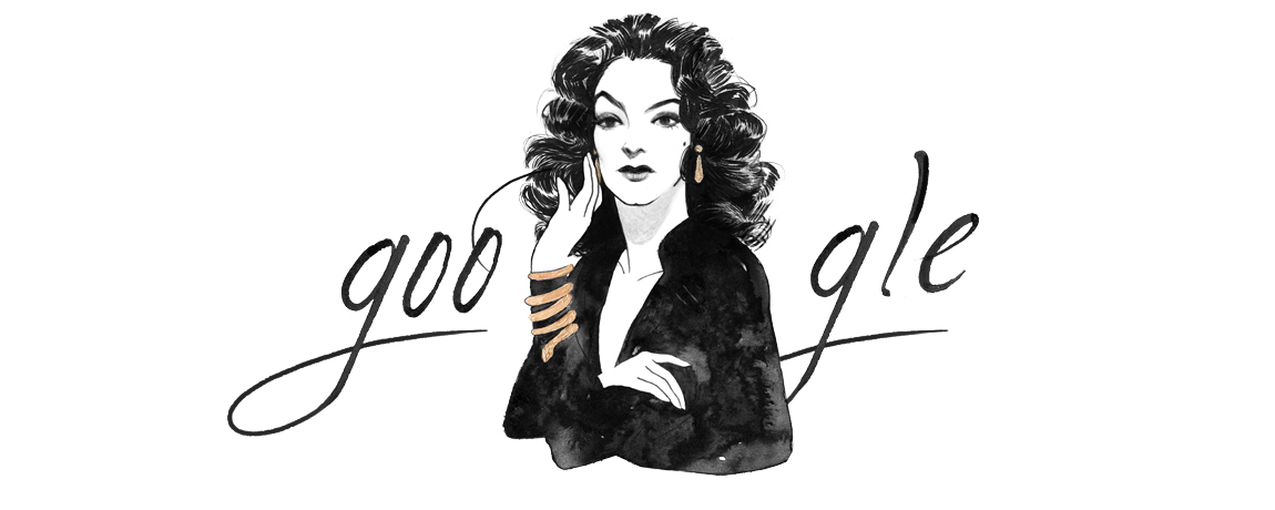 Google Doodle: Maria Felix, Mexican Actress, Celebrated ...