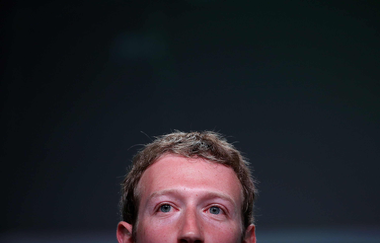 Mark Zuckerberg Congress testimony