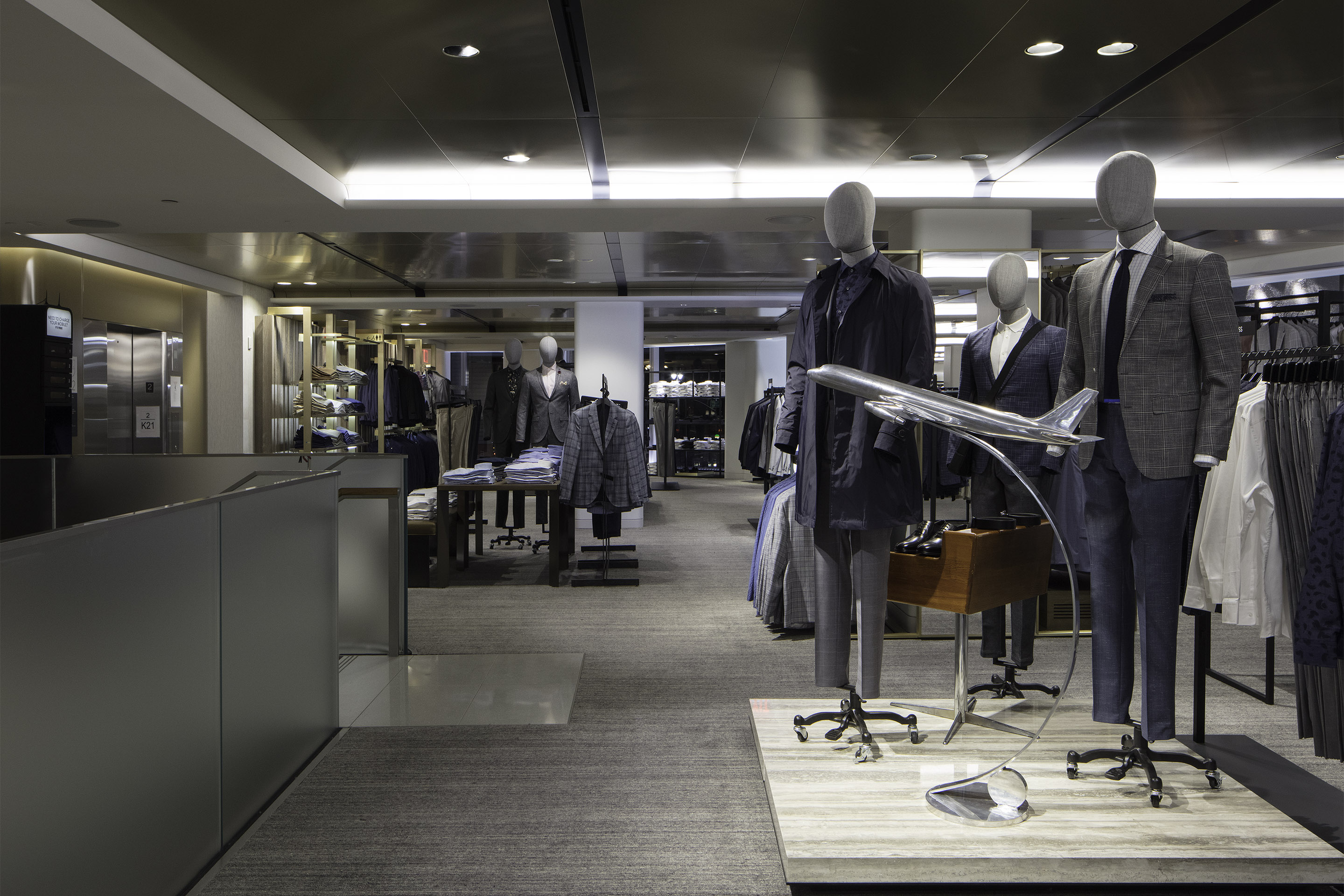 premium selection 456de 547a2 Nordstrom's Launches New Men's Store in Plan to Conquer New ...