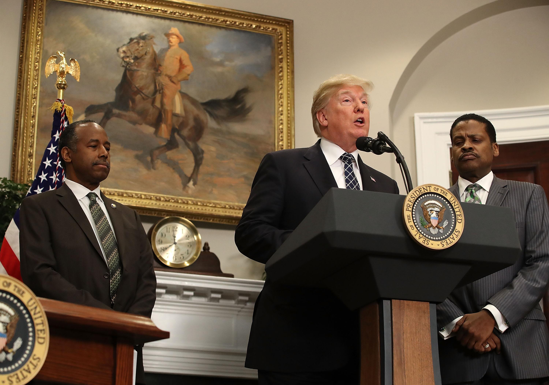 Donald Trump MLK Remarks