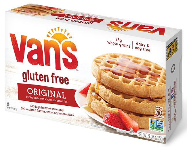Van's Gluten-Free Waffles