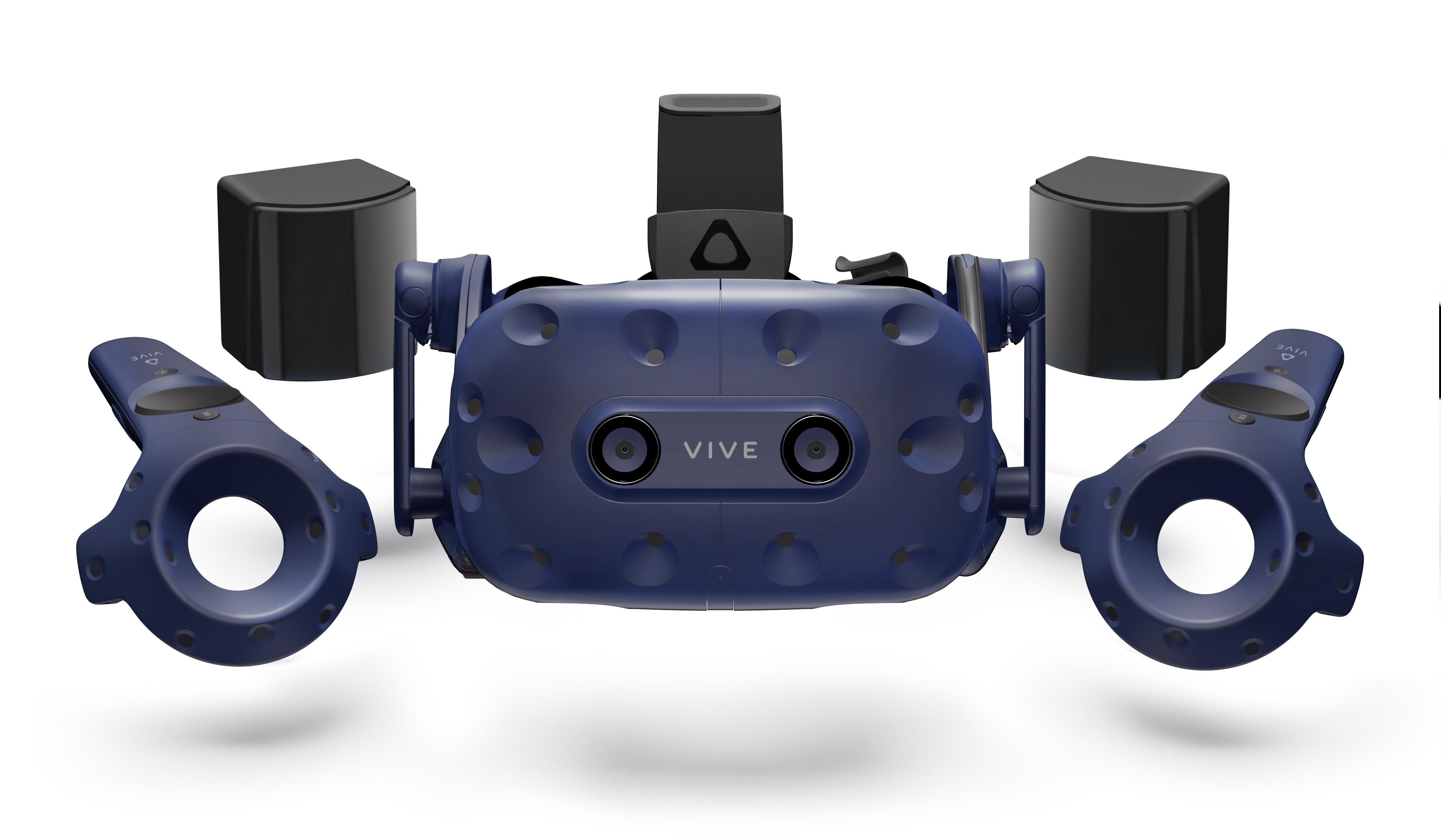 HTC Vive Pro 2.0 Kit.