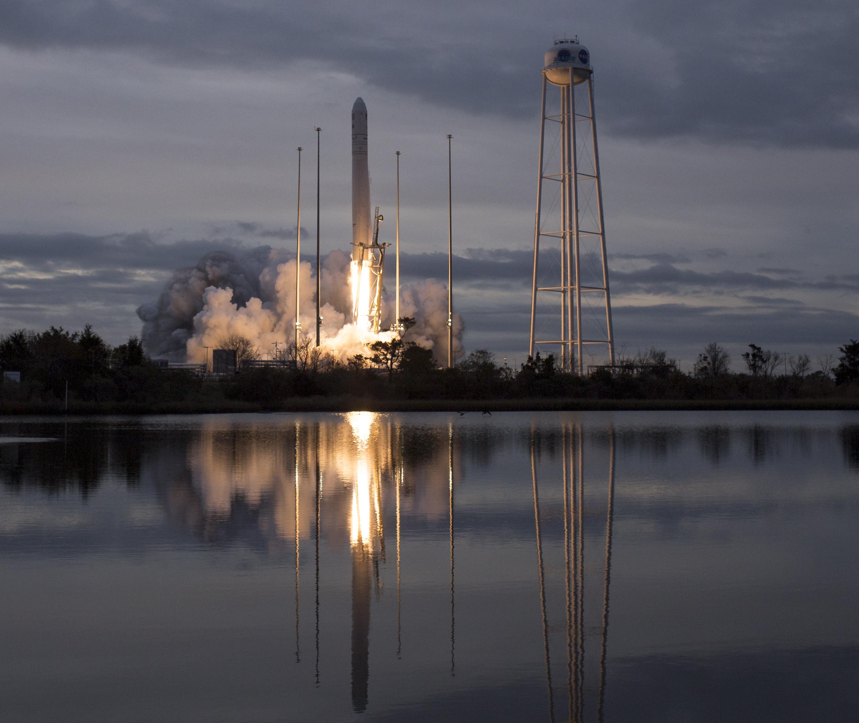 Orbital ATK CRS-8 Mission
