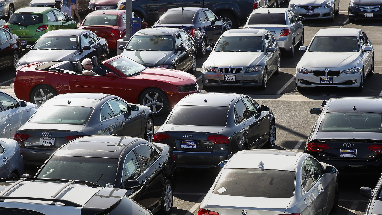 A CarMax Dealership Ahead Of Earnings Figures