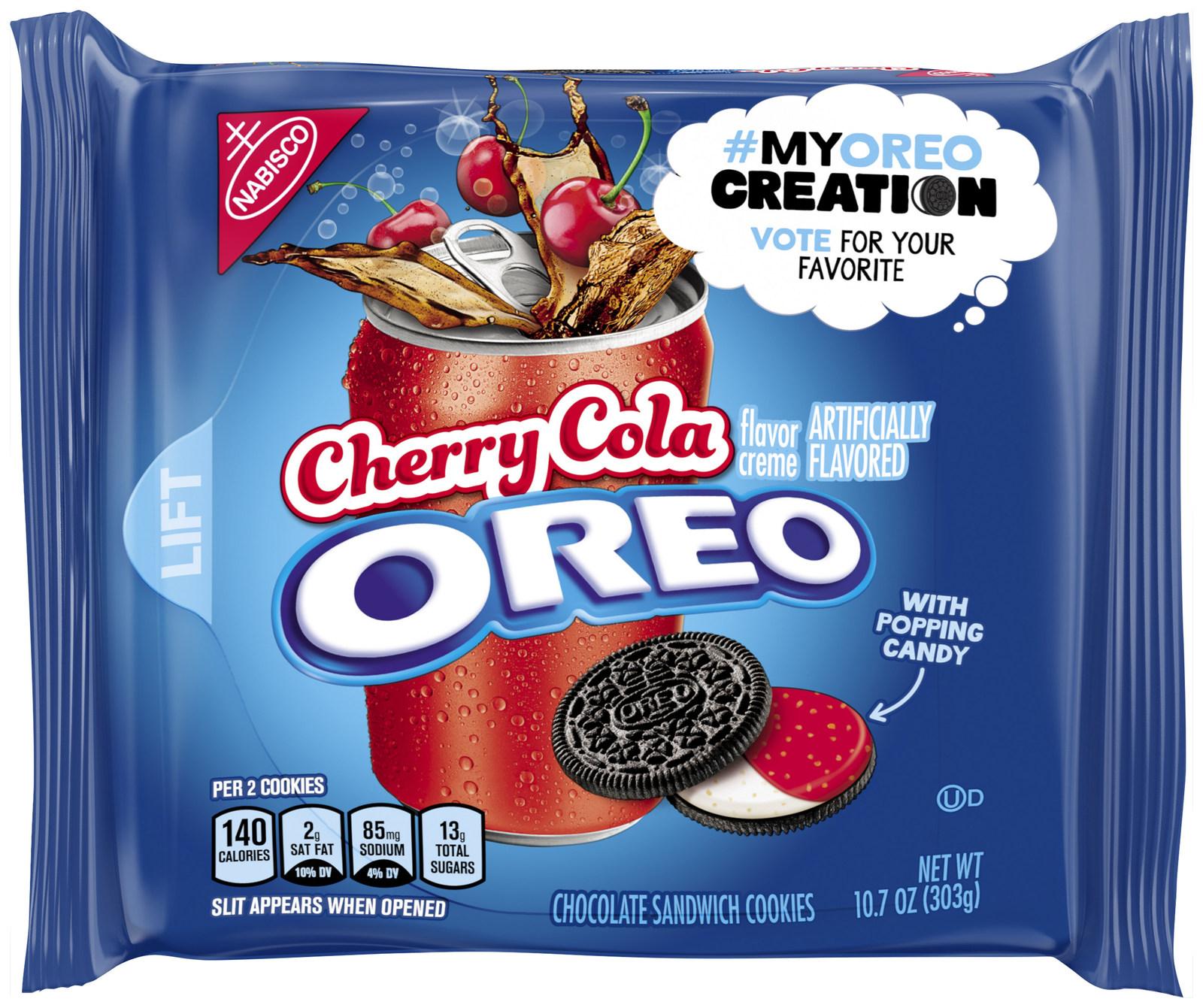 OREO Cherry Cola