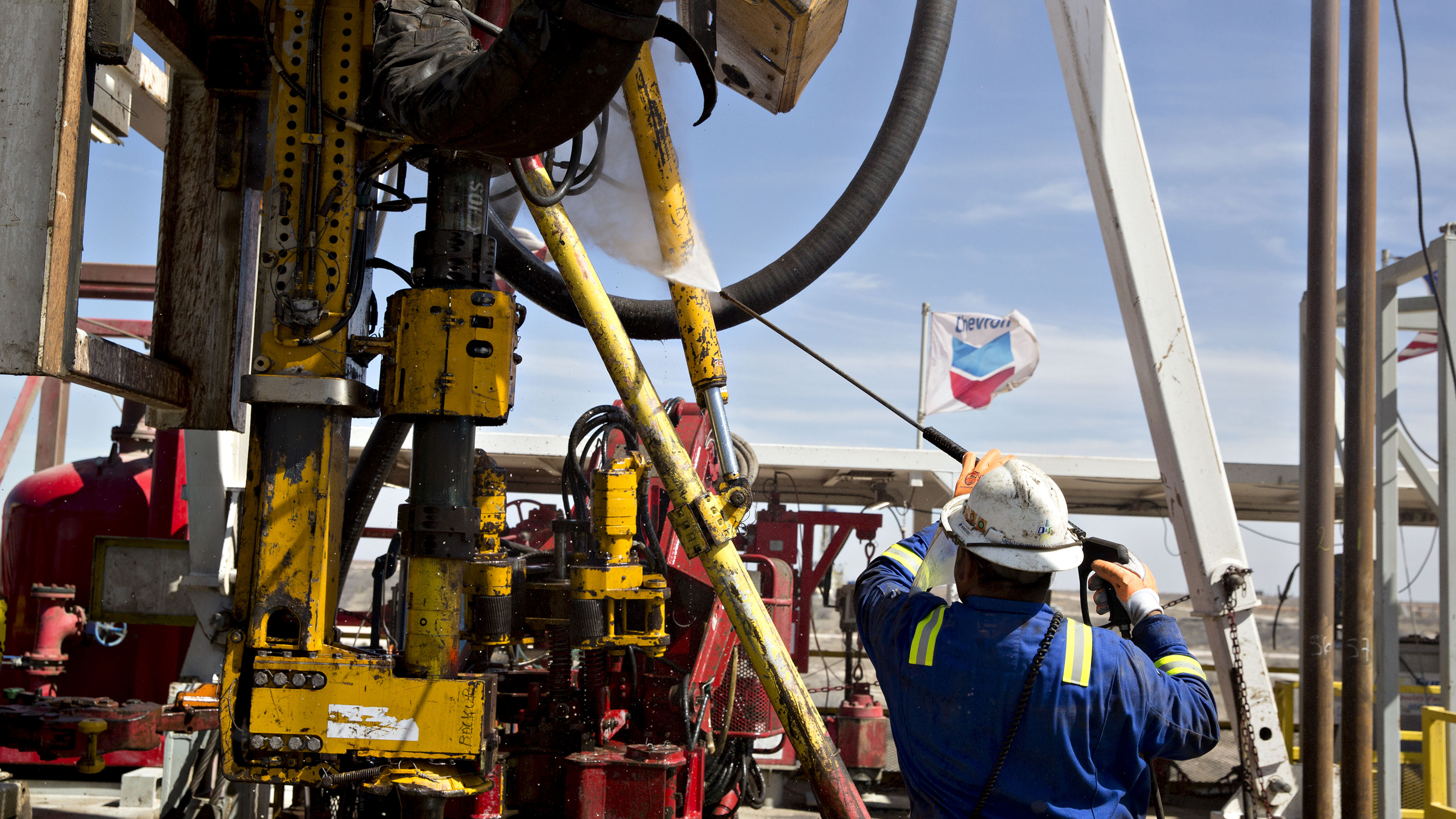 The Chevron Corp. Permian Trove Is Changing U.S. Shale