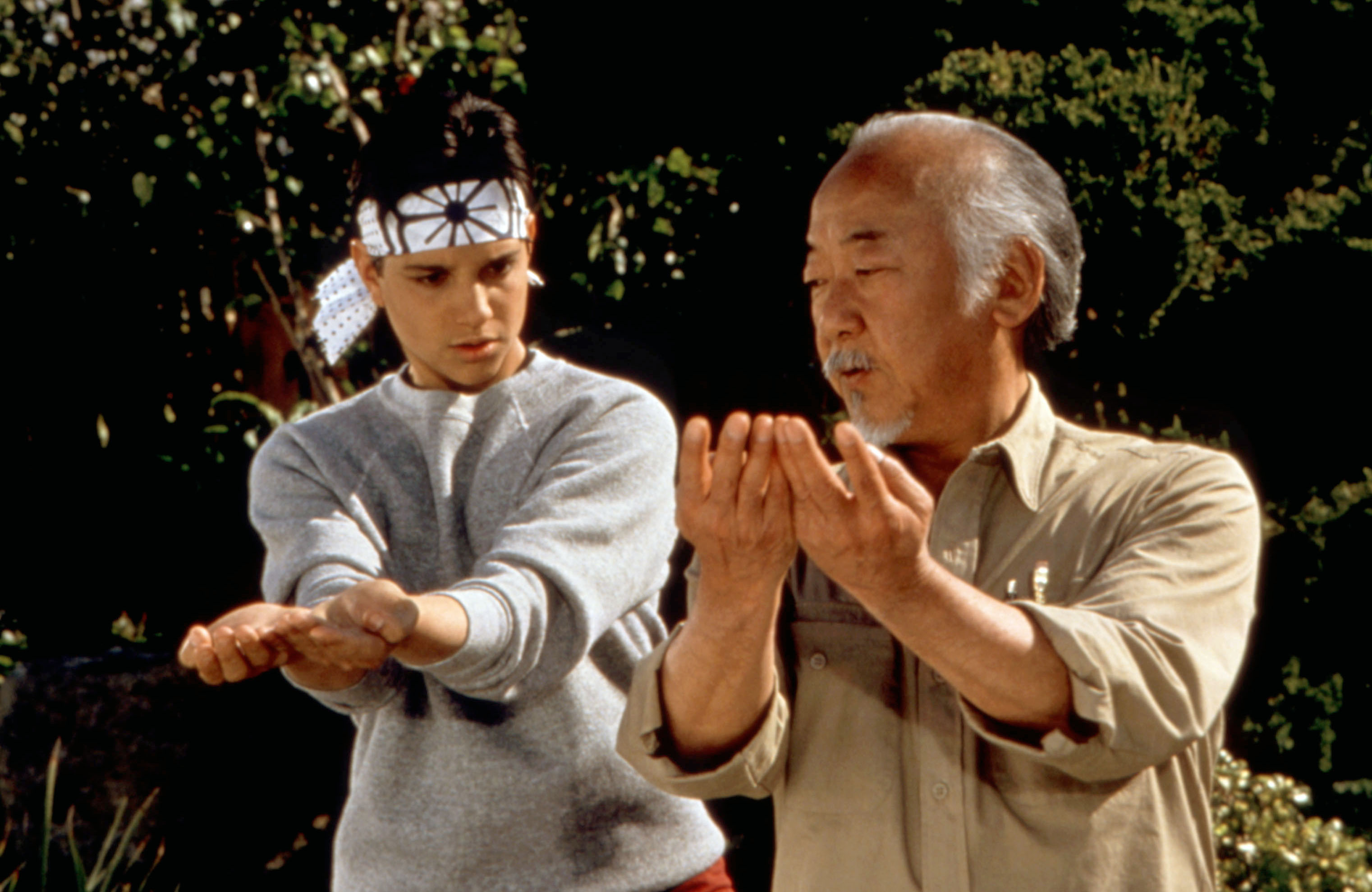 Cobra Kai Hopes To Draw On Pop Culture Lure Of The Karate Kid Fortune