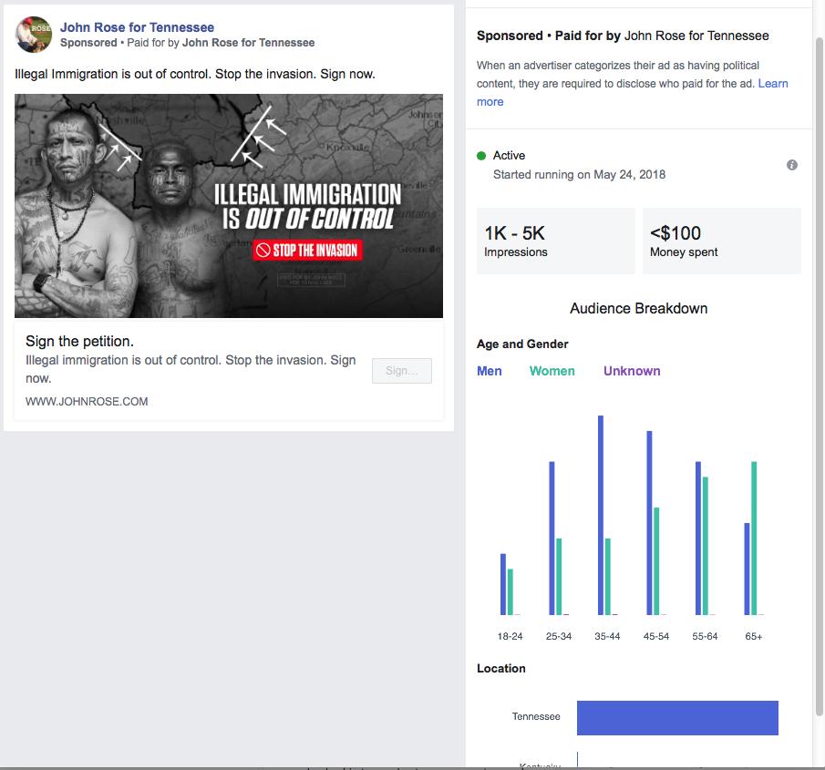 Facebook Creates Database of Online Political Ads, Transparency