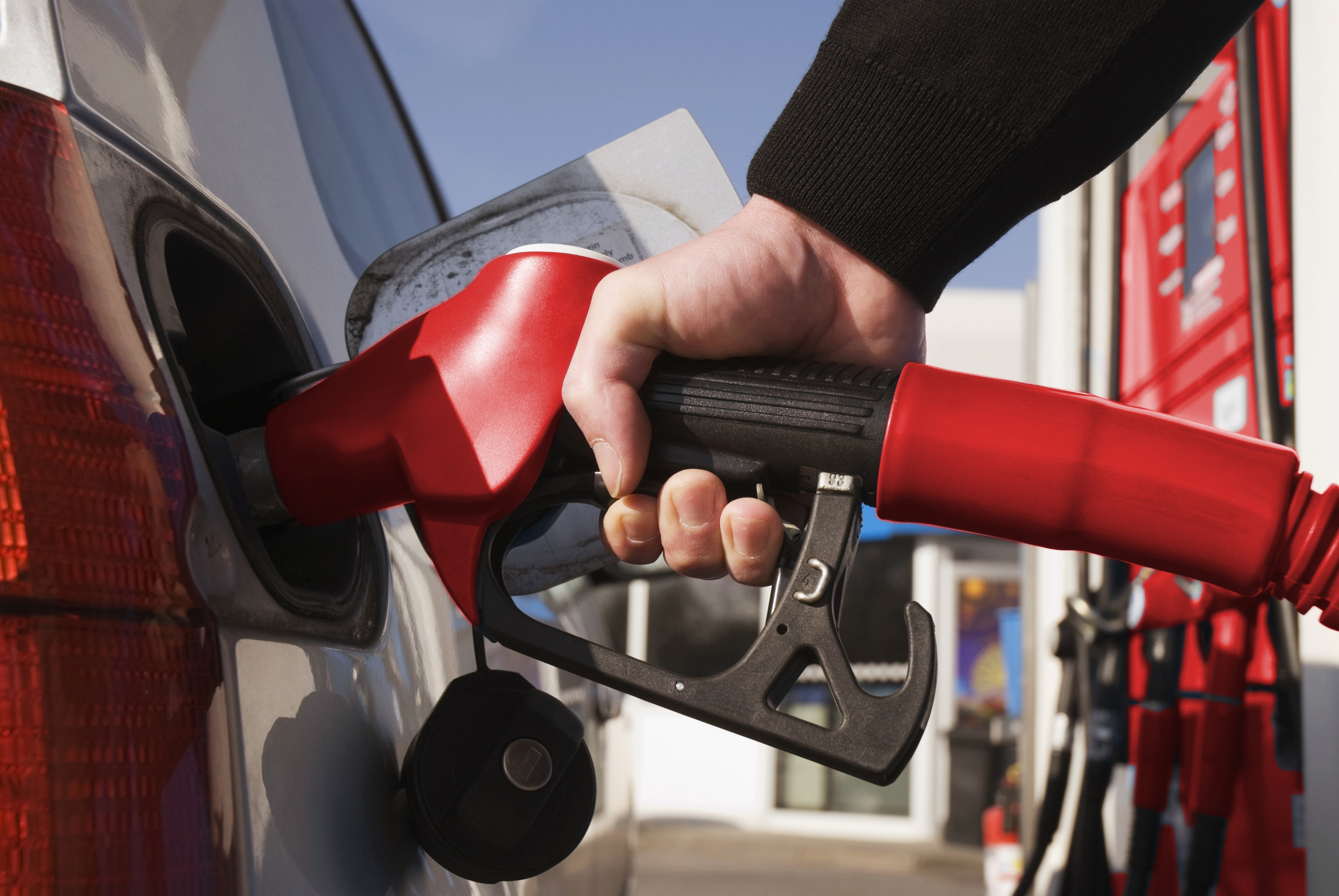 Gas prices are high this Memorial Day weekend