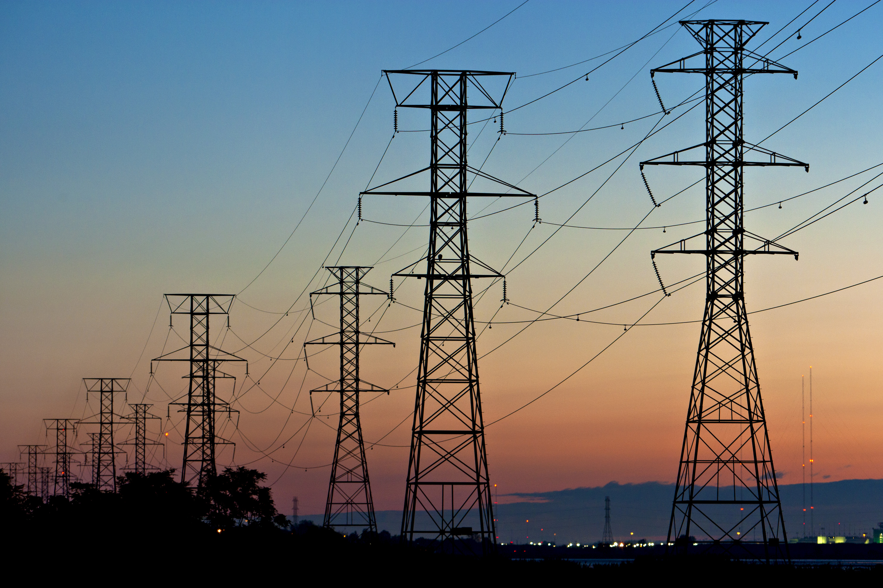 U.S. Electricity Output Rose 6.2% From A Year Earlier