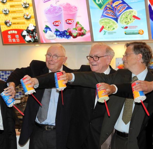 Dairy Queen New Branch Opening Ceremony In Beijing