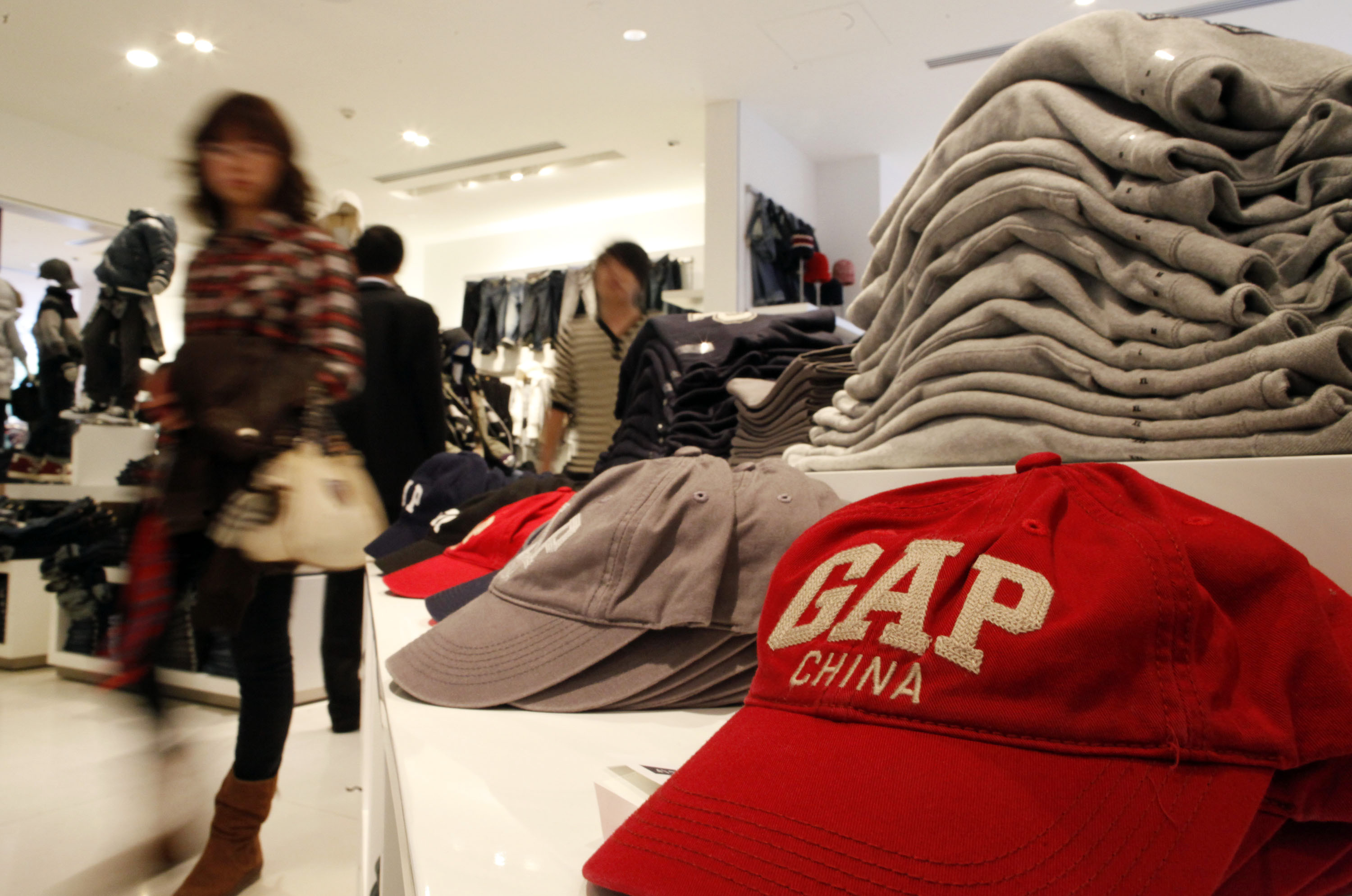 Gap apologized for not adhering to the 'One China' policy