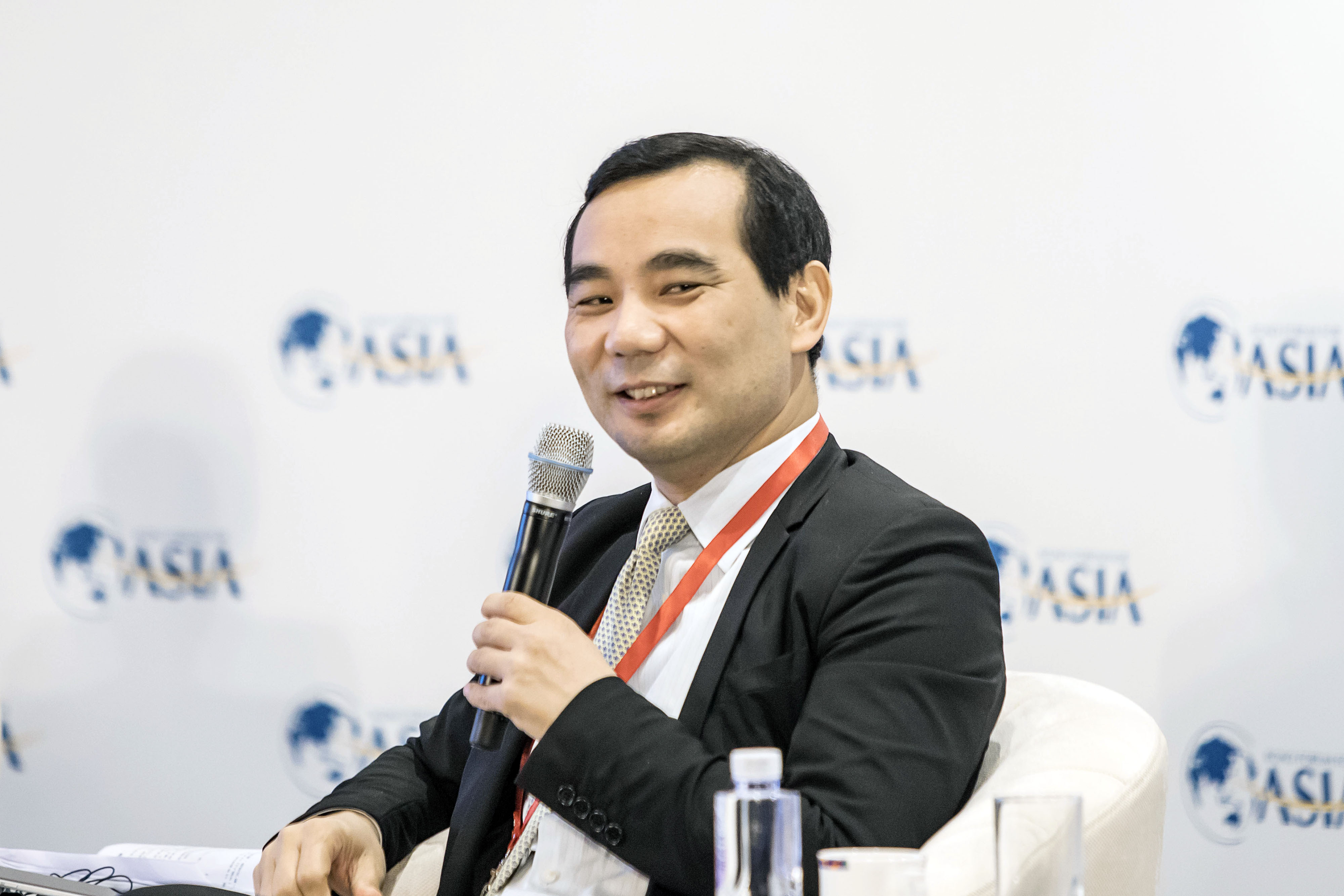 Key Speakers at the Annual Boao Forum