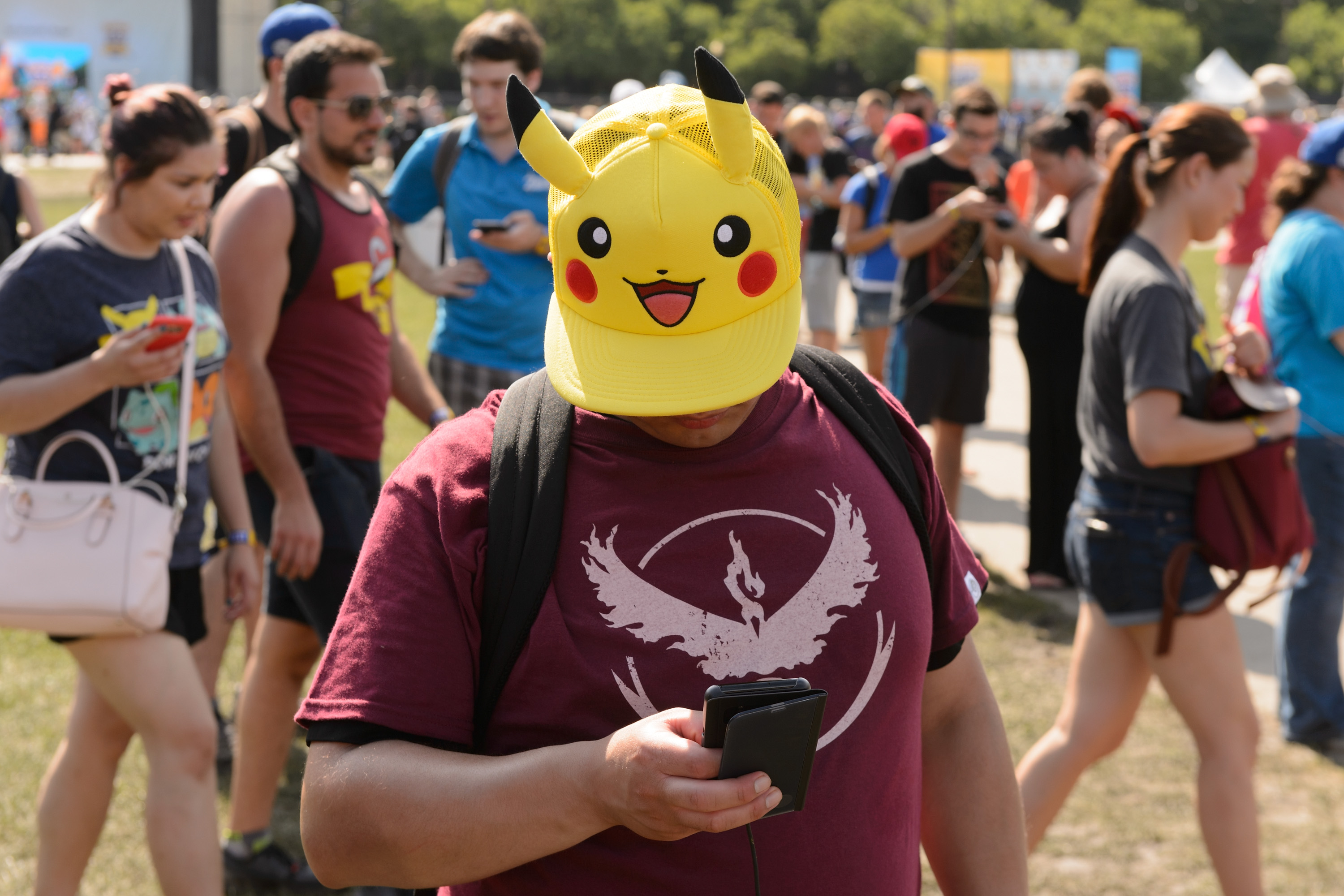 Pokémon GO Fest Returns to Chicago This July | Fortune